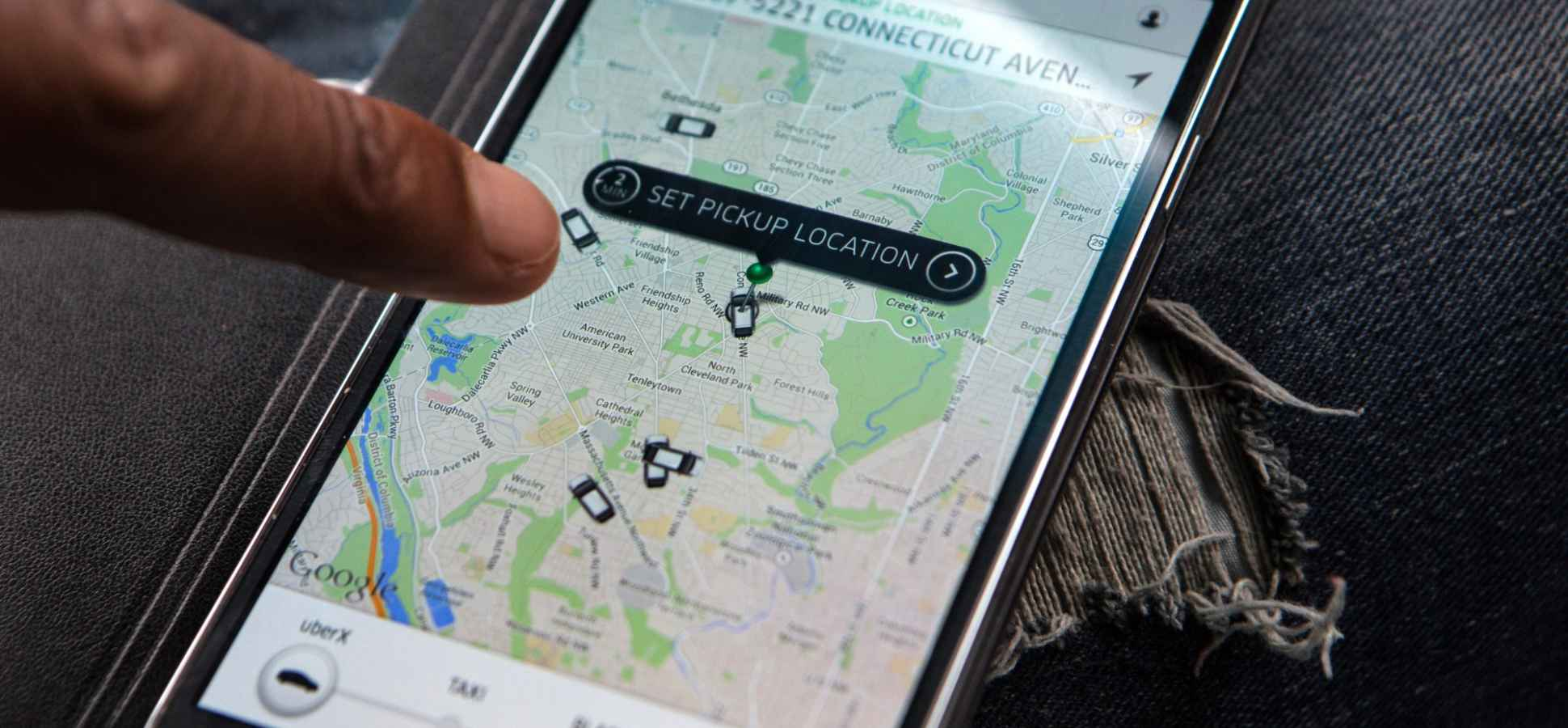 Uber's App Technology Is Struggling to Keep Up With Demand