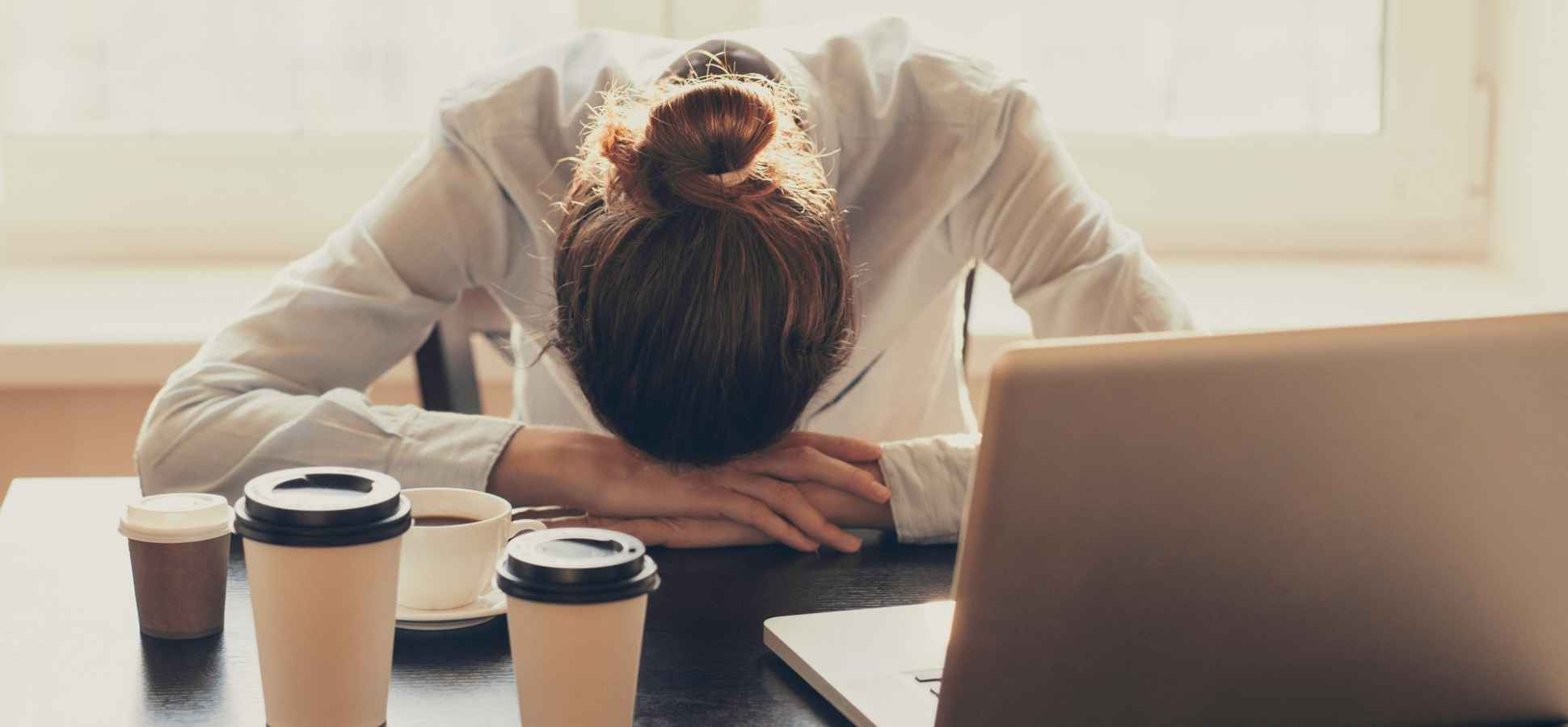 4 Ways to Be More Productive at Work When You're Sleep Deprived