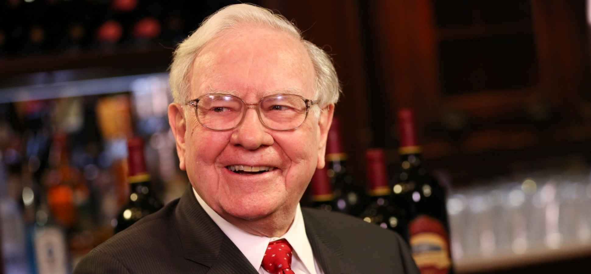 Want to Be Happy? Do These 6 Things, According to Warren Buffett