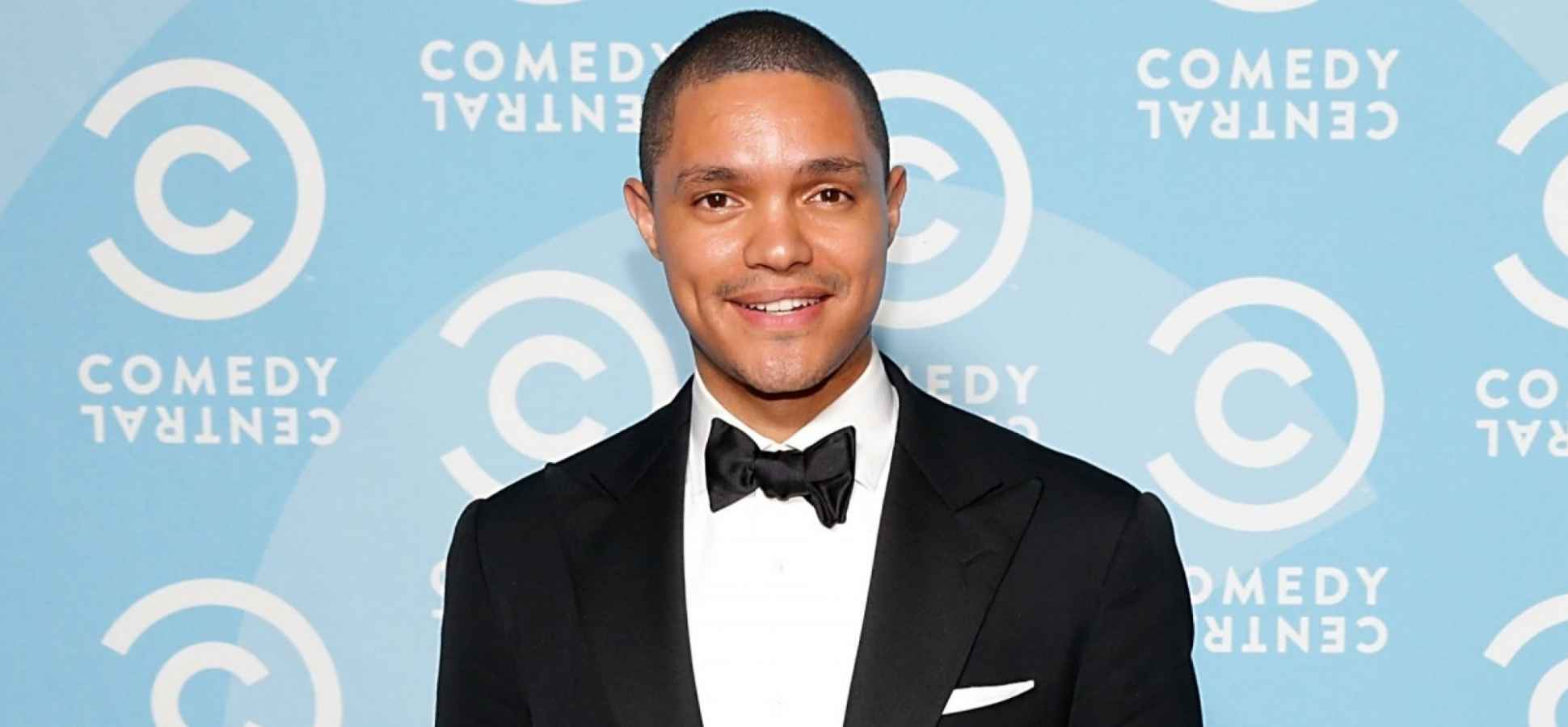 Trevor Noah on How to Be a (Funny) Leader