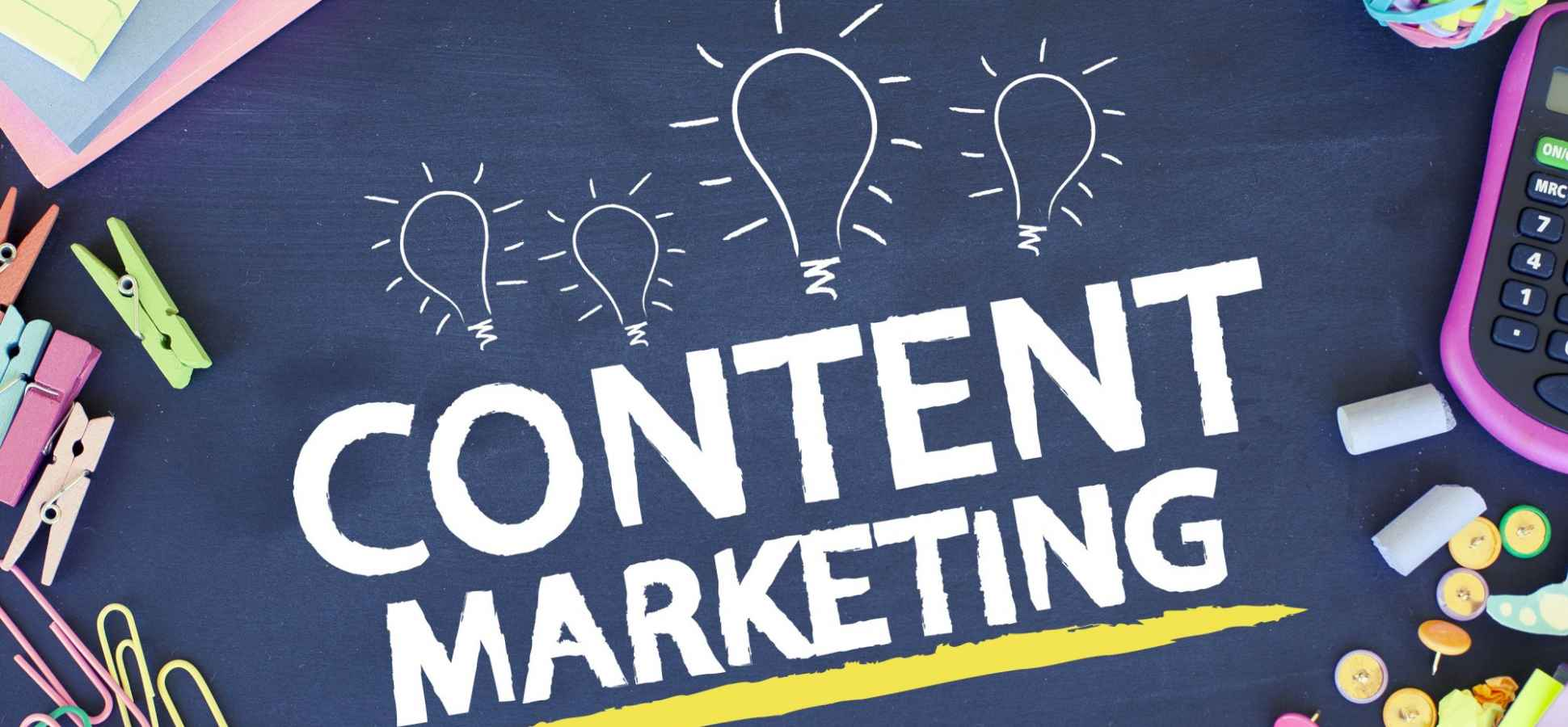 4 Golden Rules to Live by in your Content Marketing