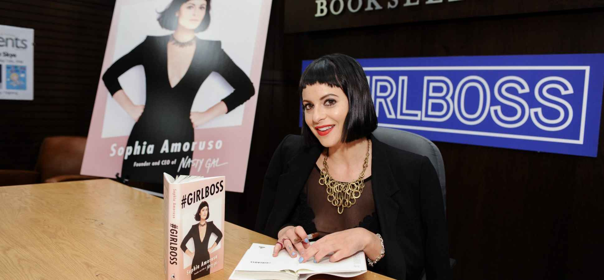 02d37b3b96c Netflix s  Girlboss  Tells the Story of How Sophia Amoruso Built a  Multimillion-Dollar Fashion Empire