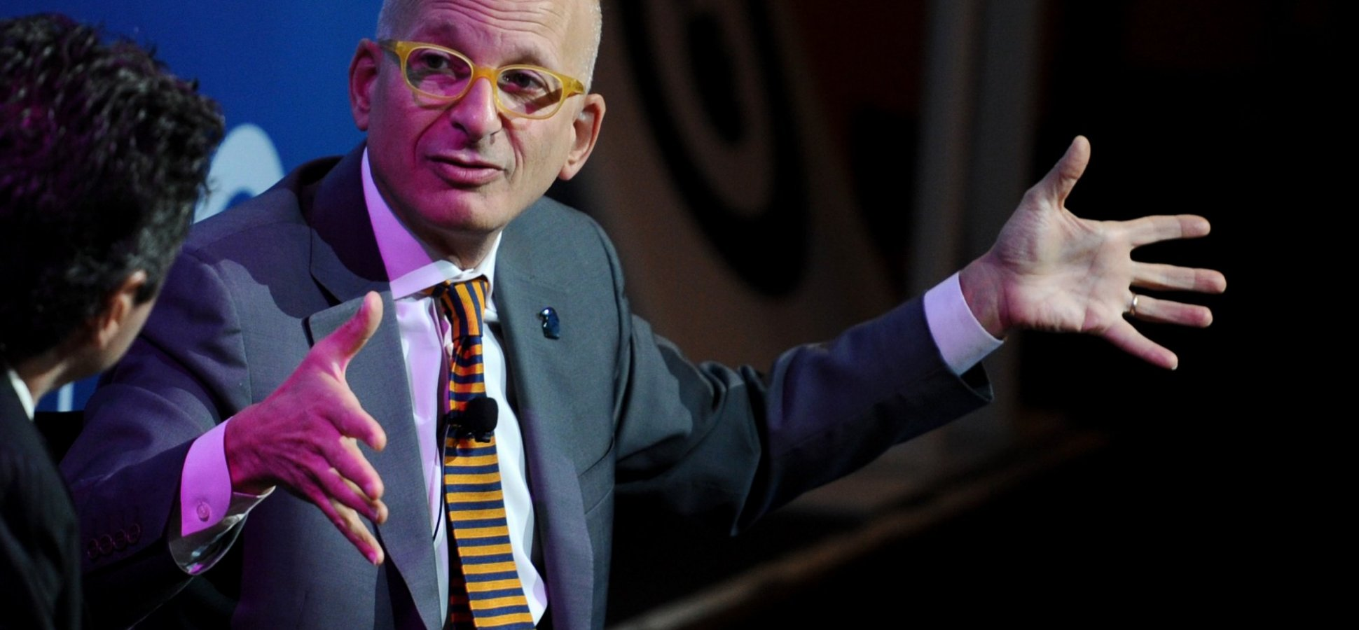 Seth Godin Says You're Trying Too Hard to Sell