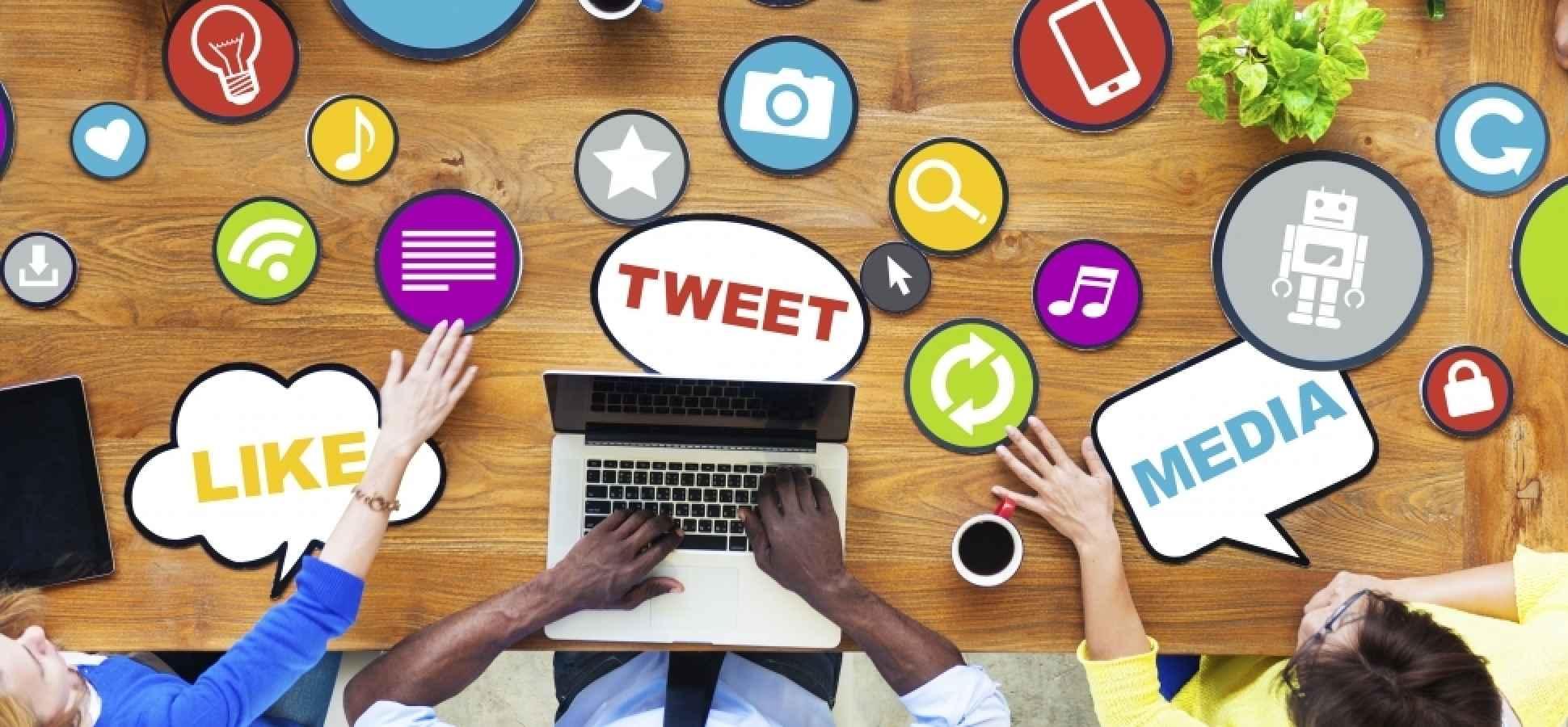 5 Ways Social Media Increases Company Values