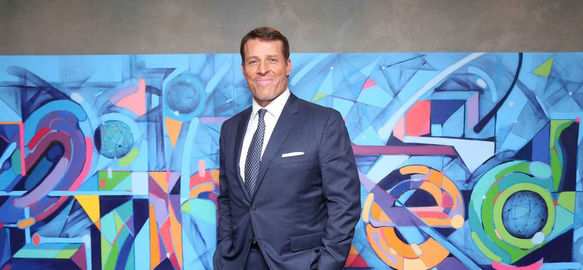 Why Tony Robbins Says You Really Need to Find a Second Job