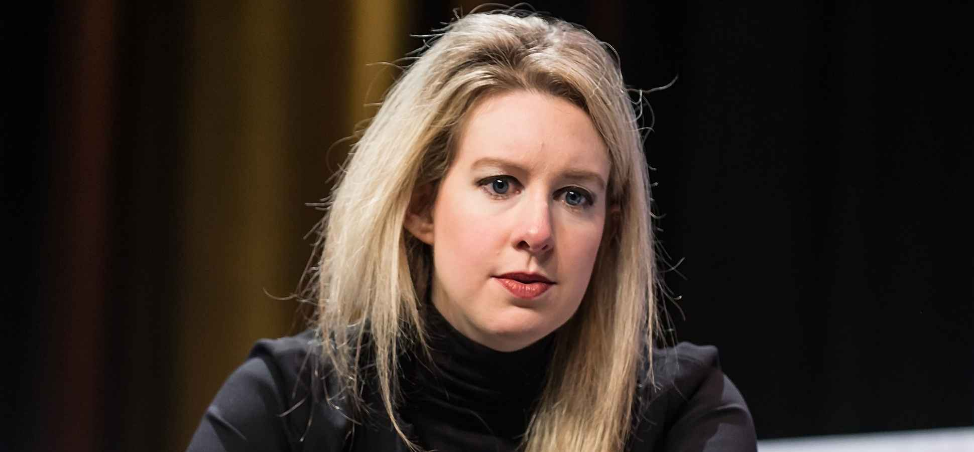 Theranos Plans Appeal of Government Ban on CEO Elizabeth Holmes