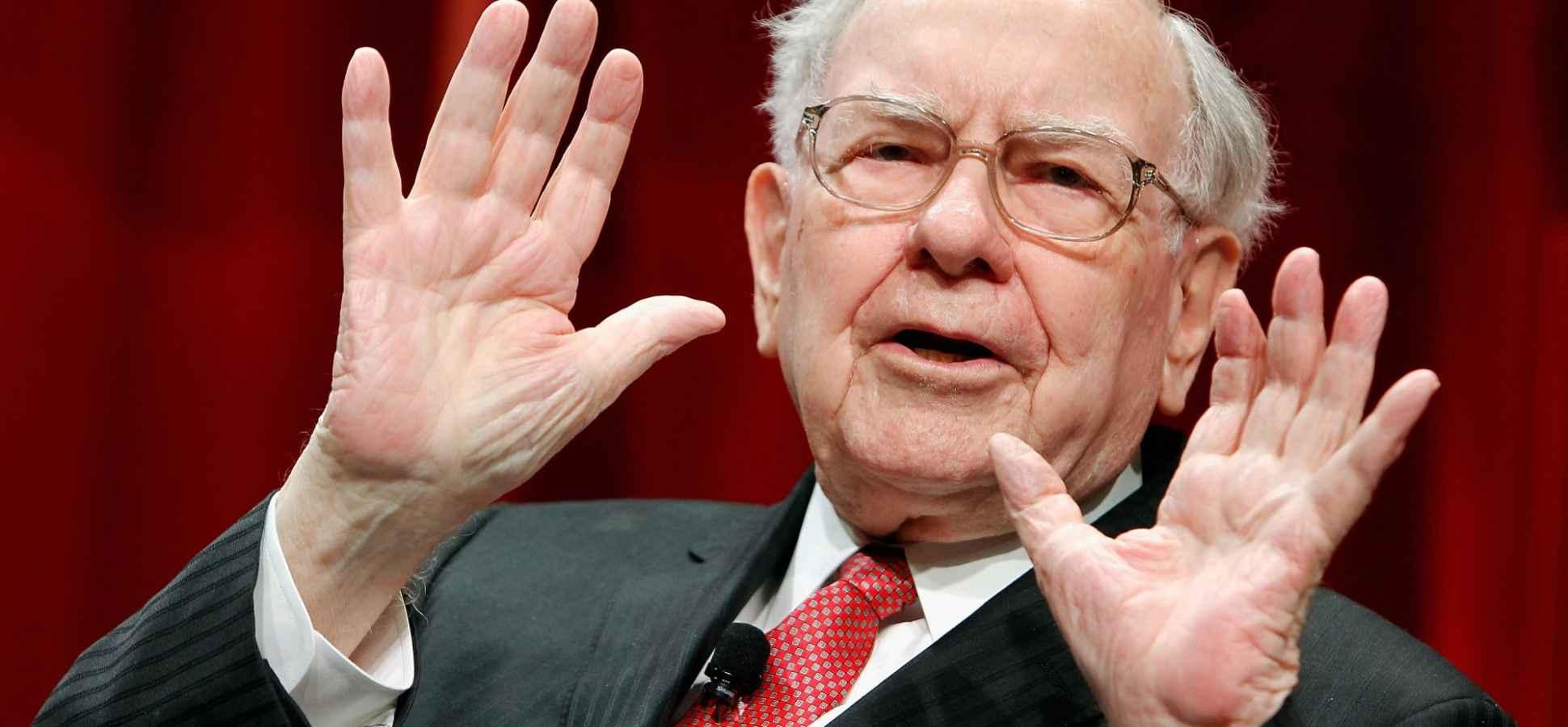 Warren Buffett's Success Isn't Just Due to His Money Skills--It's Because He Stays Calm