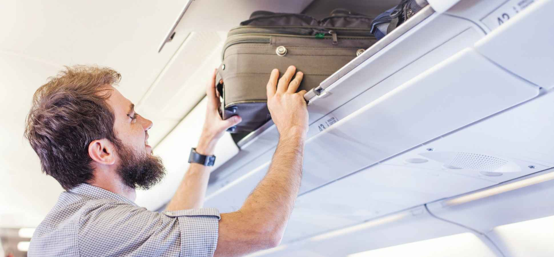 This 1 Tip Can Keep You From Ever Checking a Bag at an Airport Gate Again
