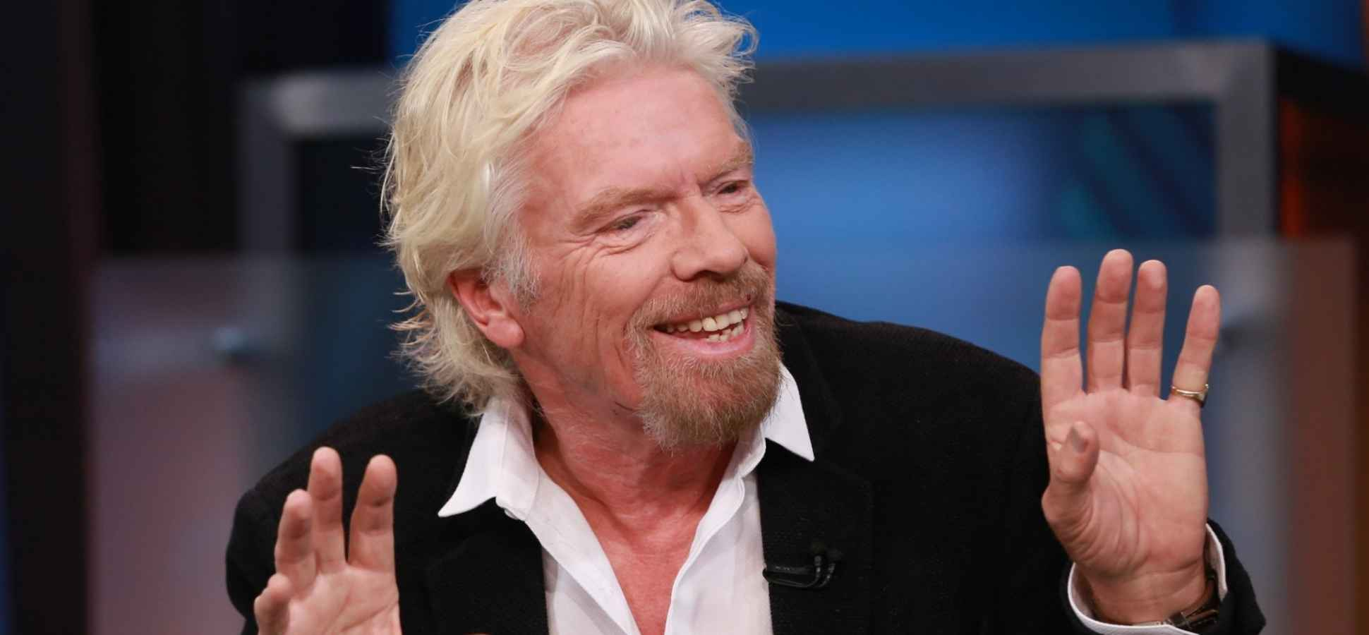 Richard Branson Just Schooled Us All About Being on Time