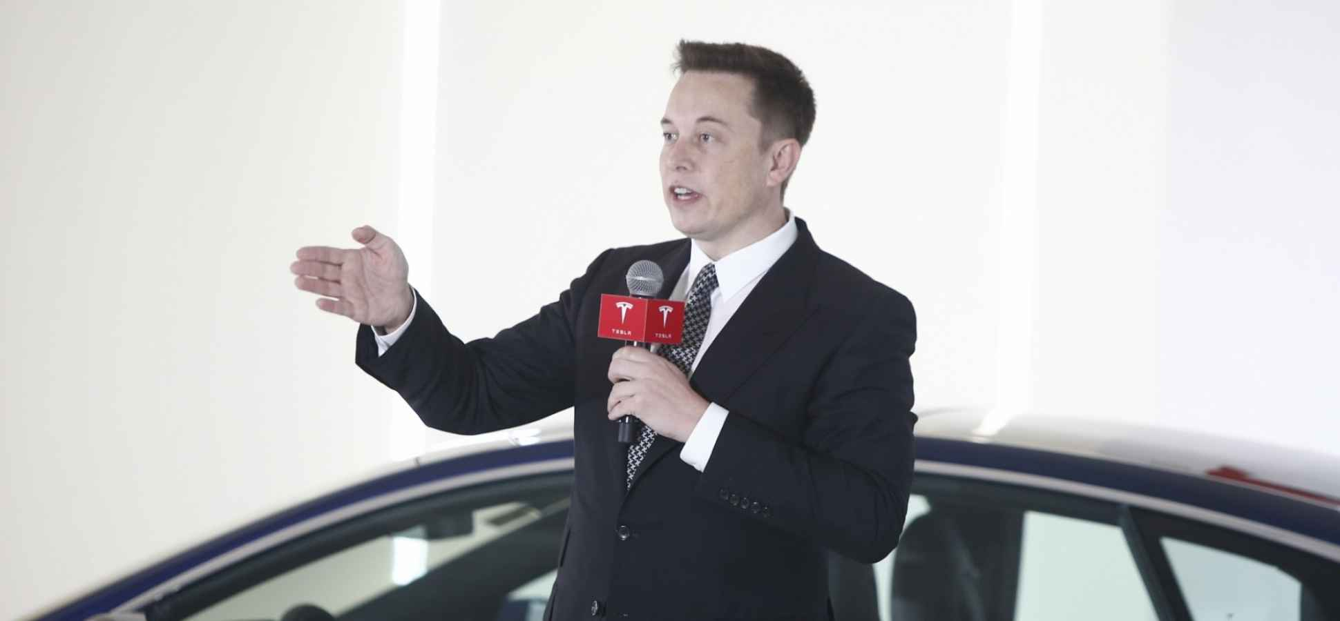 Elon Musk Just Revealed the Secret Story of Tesla on Twitter--and It Is Epic