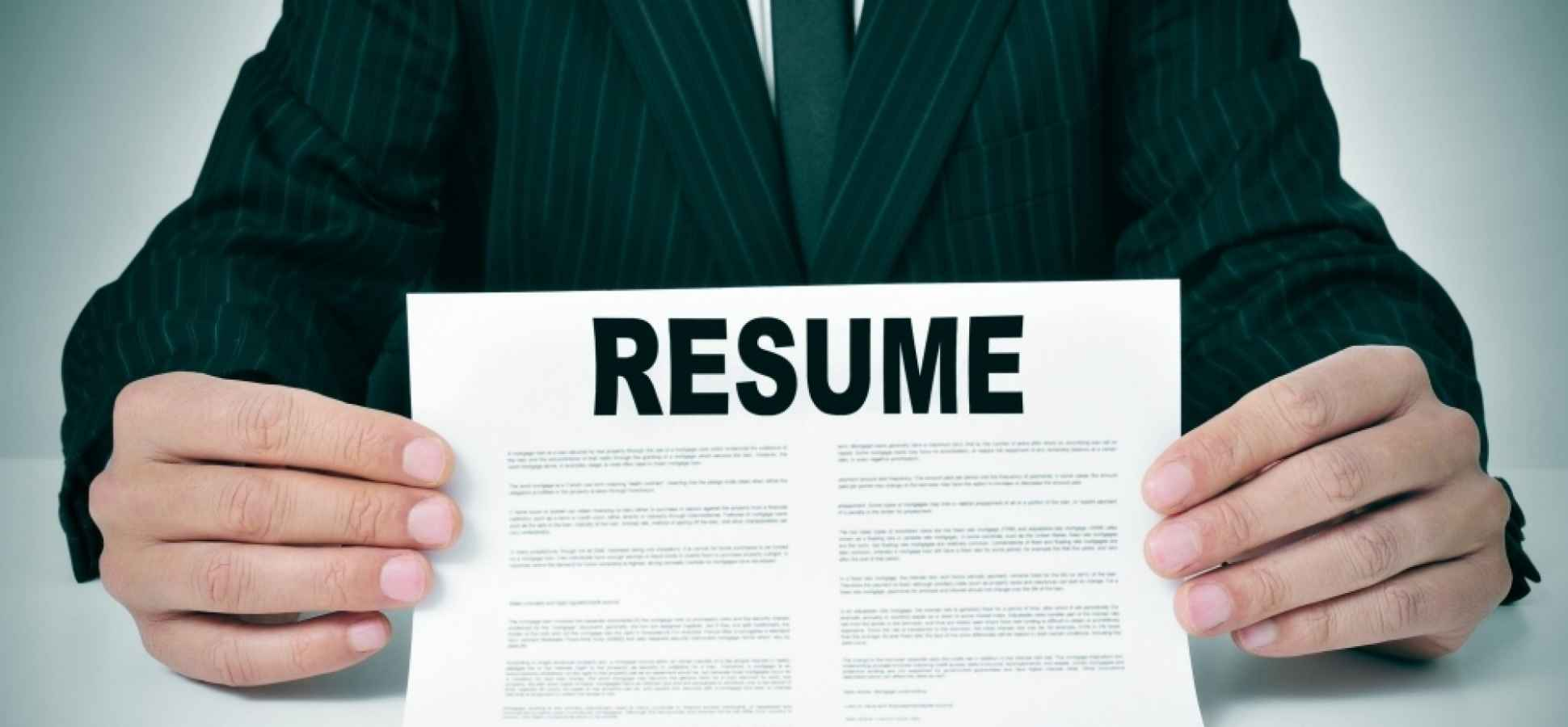 The Resume Is Dying, and This Is What's Next