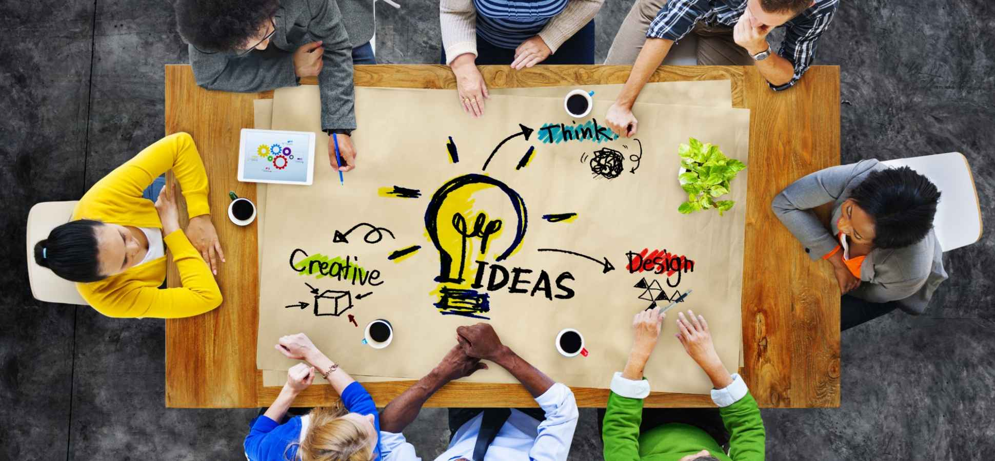 Want to Come Up With Brilliant Ideas? Do This 1 Thing First
