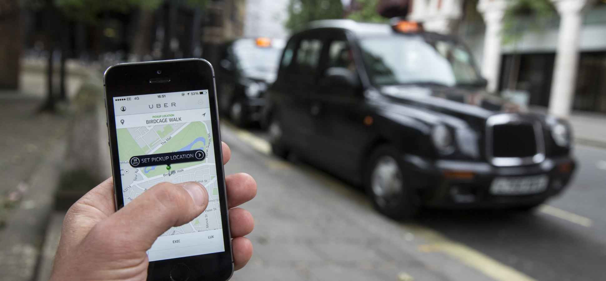 New Uber Partnership Will Help Drivers Invest in Retirement and Get Free Investing Advice