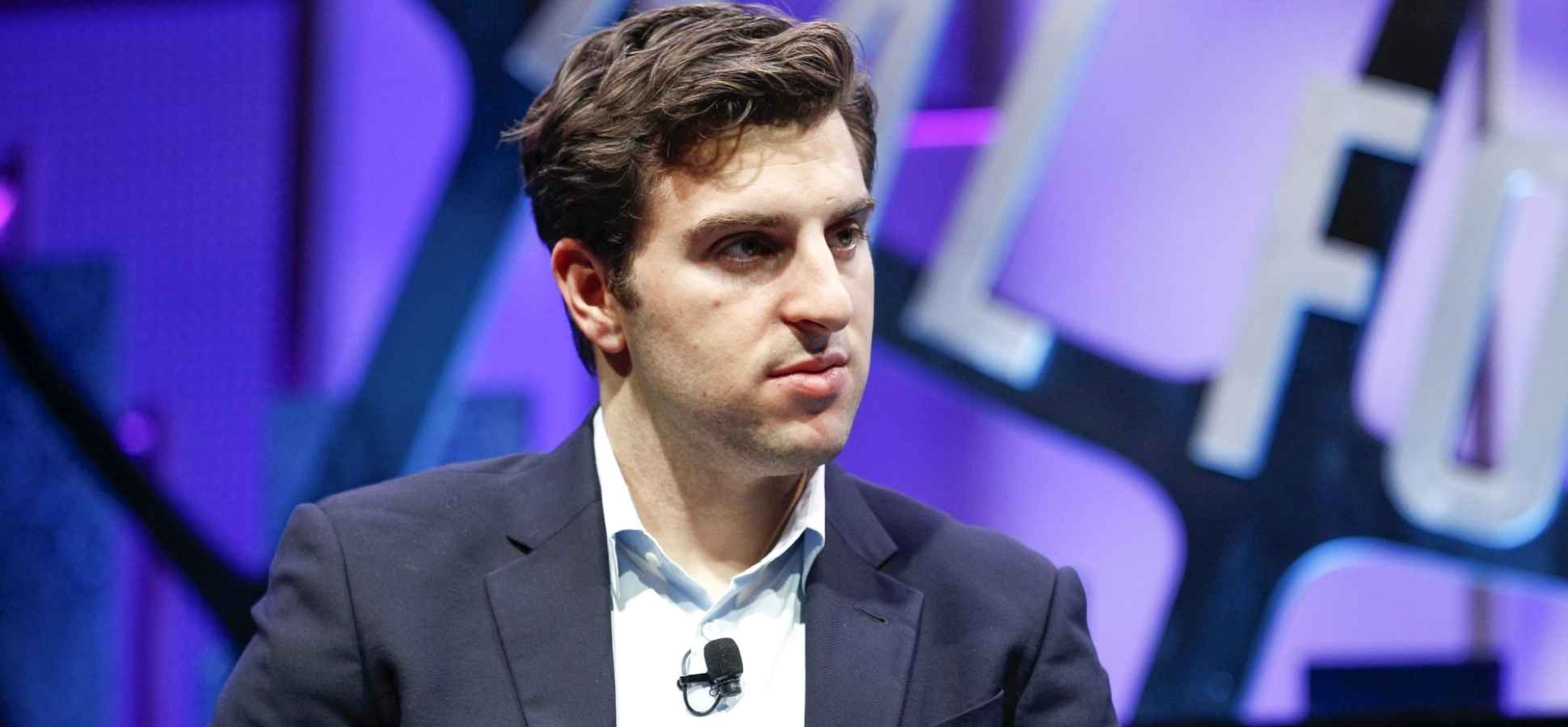Airbnb's Brian Chesky: If 100 People Love Your Product, That's Enough