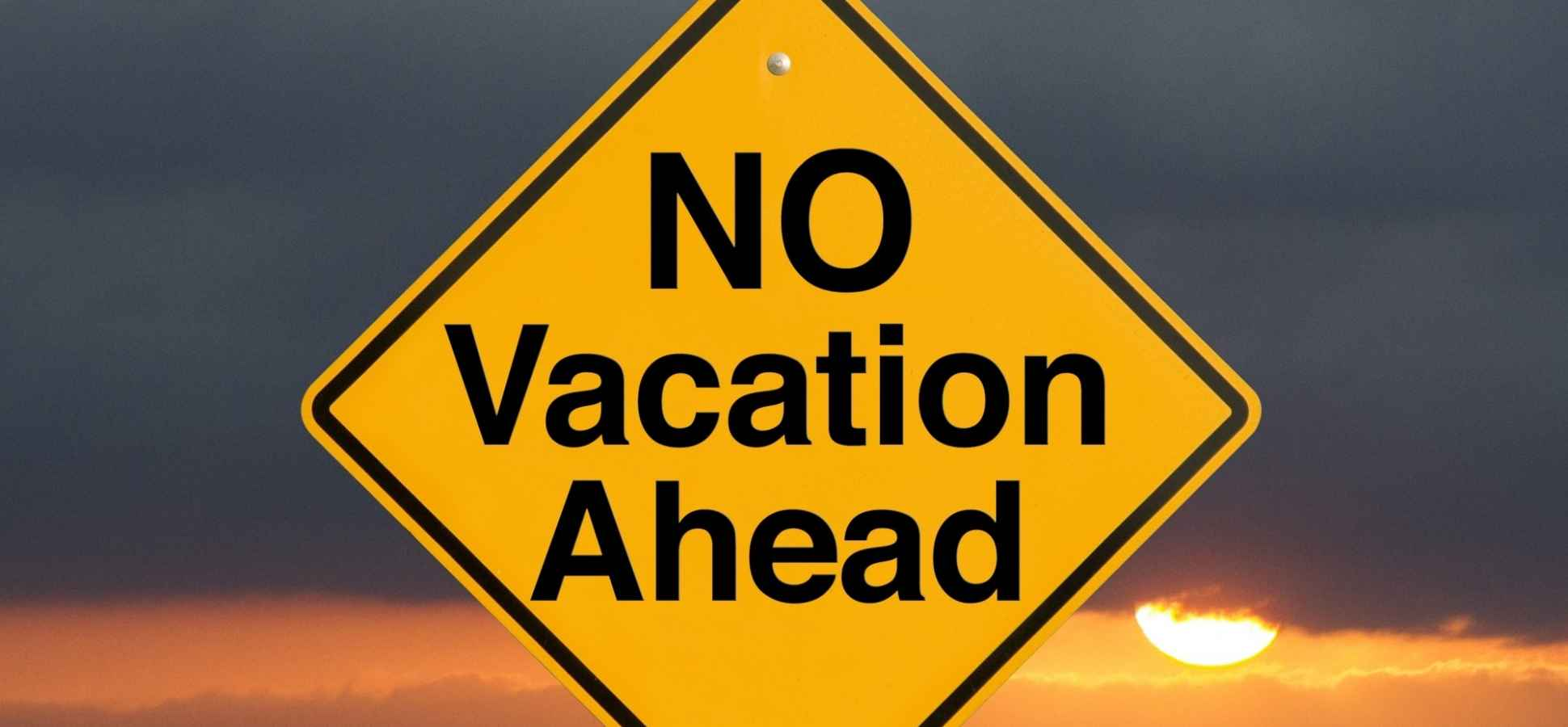 Need a Vacation but Can't Take the Time? Here's What to Do