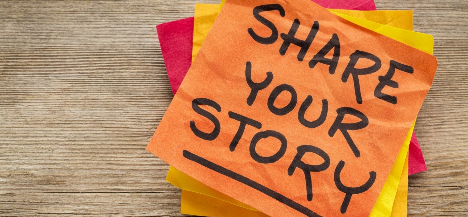 How to Get (and Keep) Someone's Attention with a Great Story. Yours.