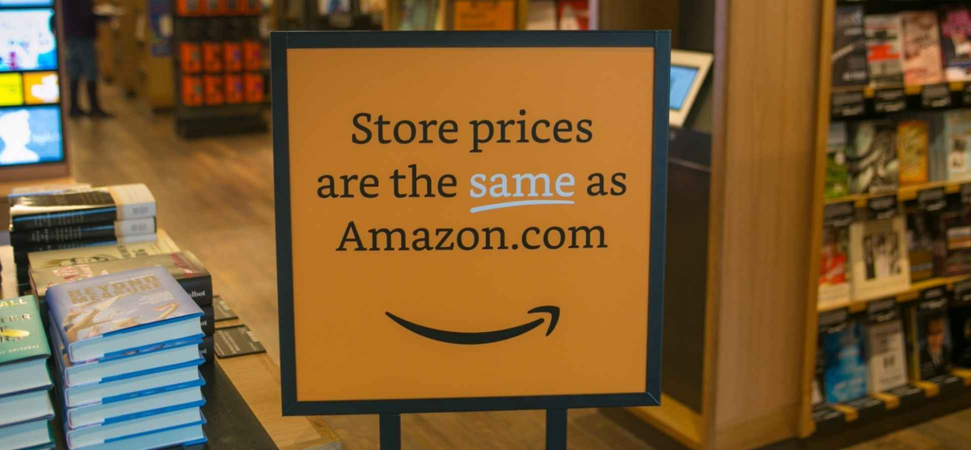 Amazon Just Landed a Patent That Could Throttle Online Retailers