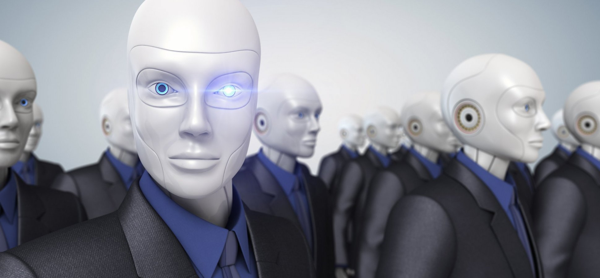 In Just 40 Seconds, the Idea That Their Jobs Were Safe From Robots Vanished Before Their Eyes