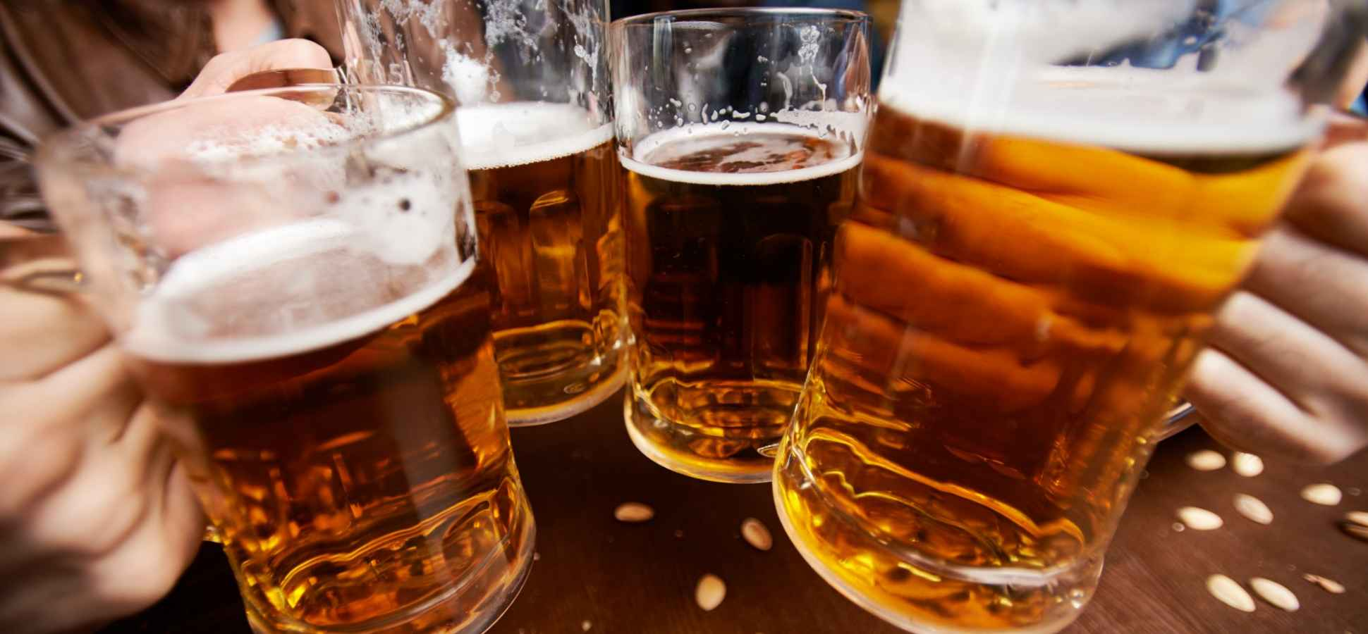 Science Says Drink a Beer