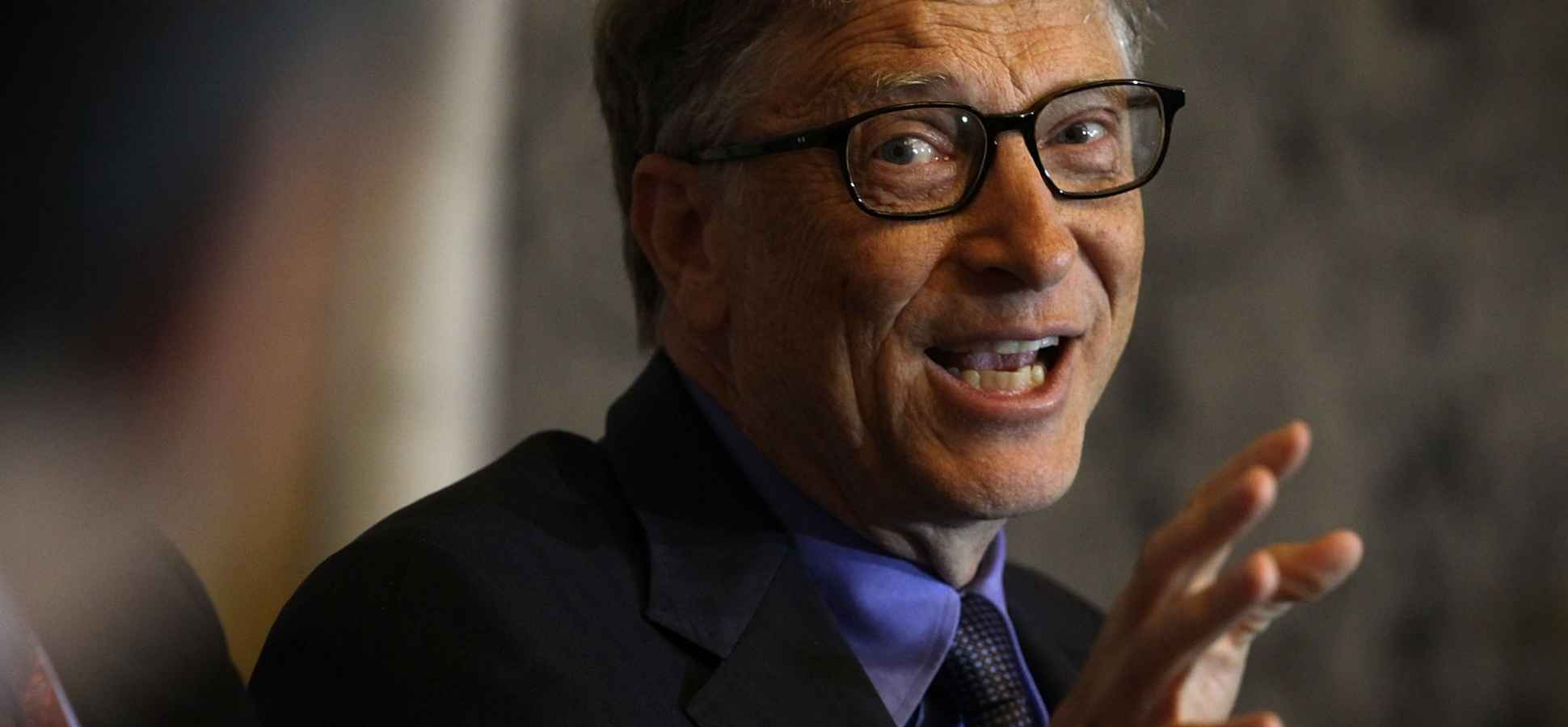 7 Outlandish Predictions From Bill Gates Himself