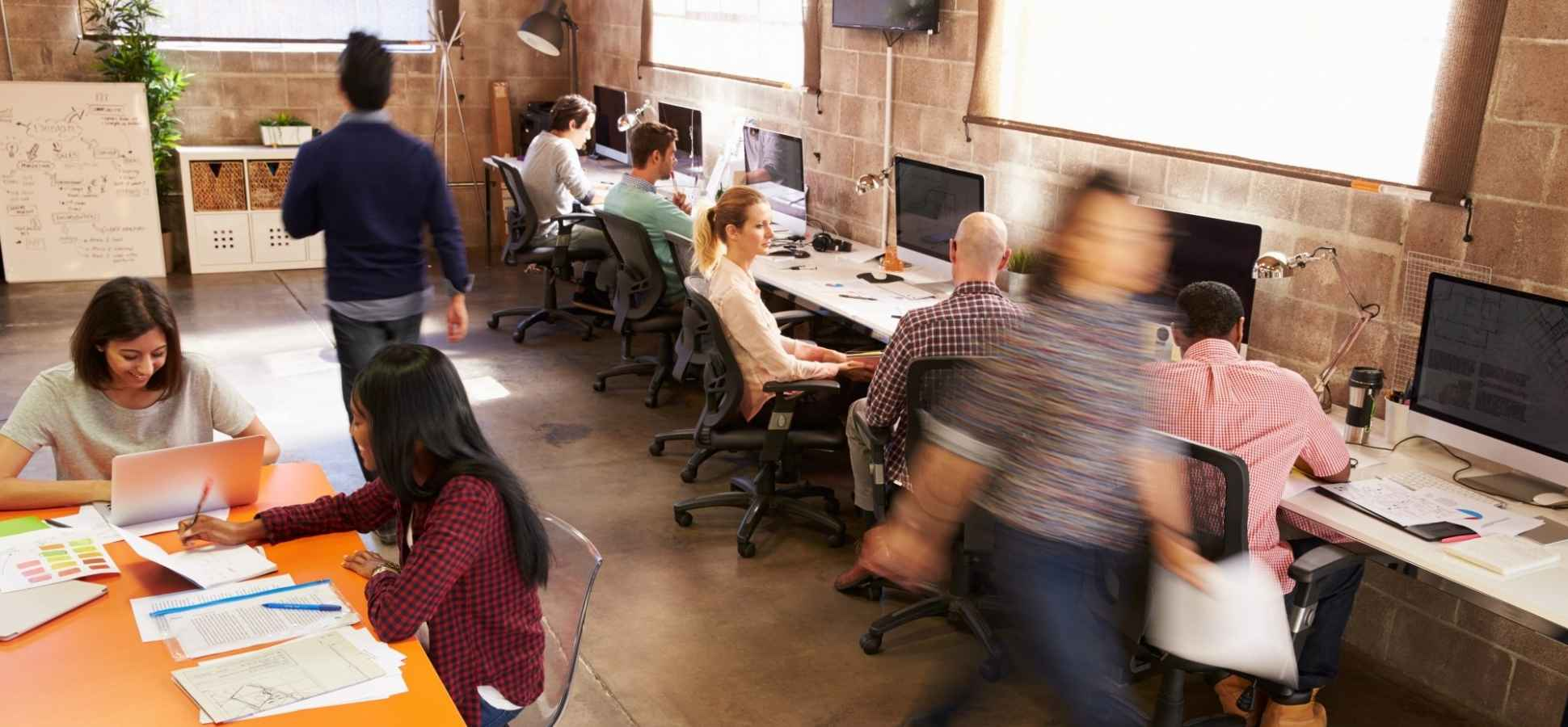 Your Open-Space Office May Be Killing Productivity
