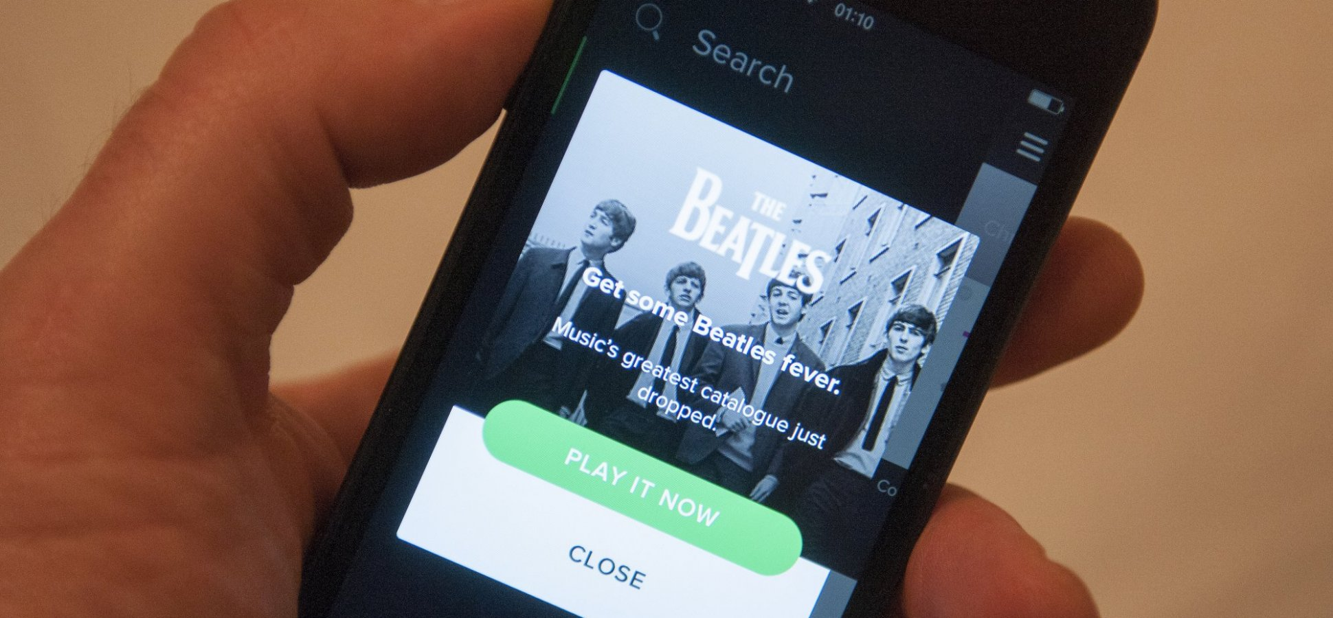 Music Streaming Service Spotify Files for Its IPO, According to Reports