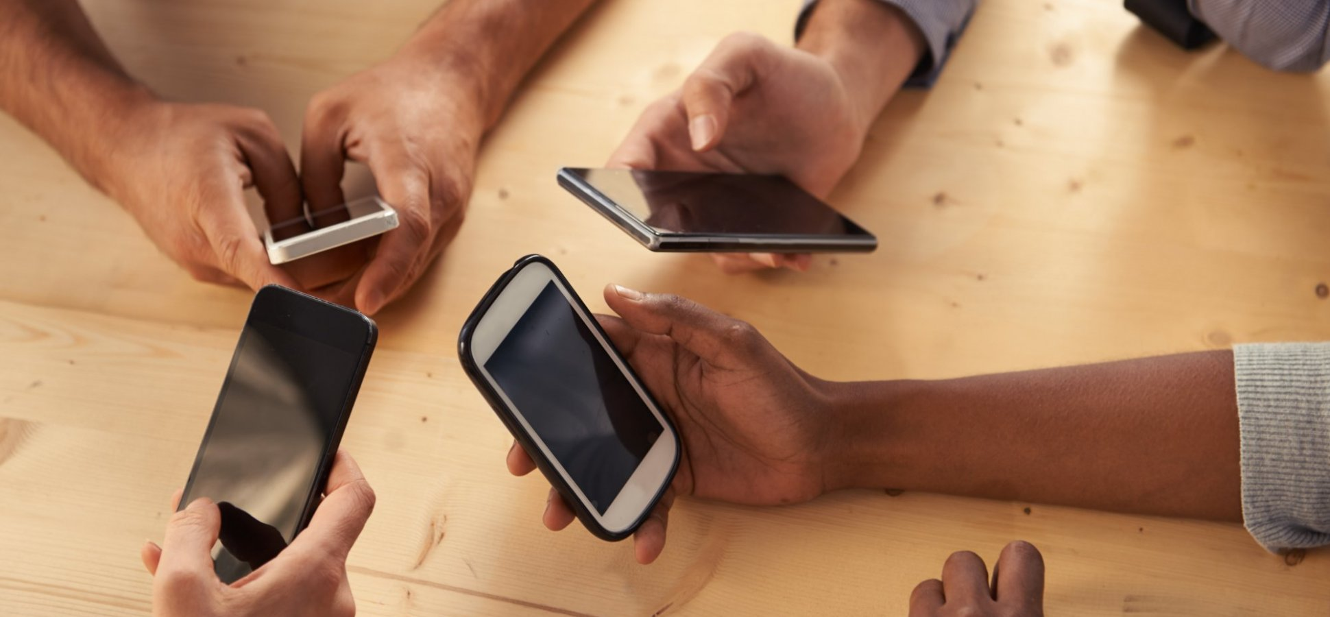 Buy All Your Employees a Smartphone. Your Job Might Depend on It