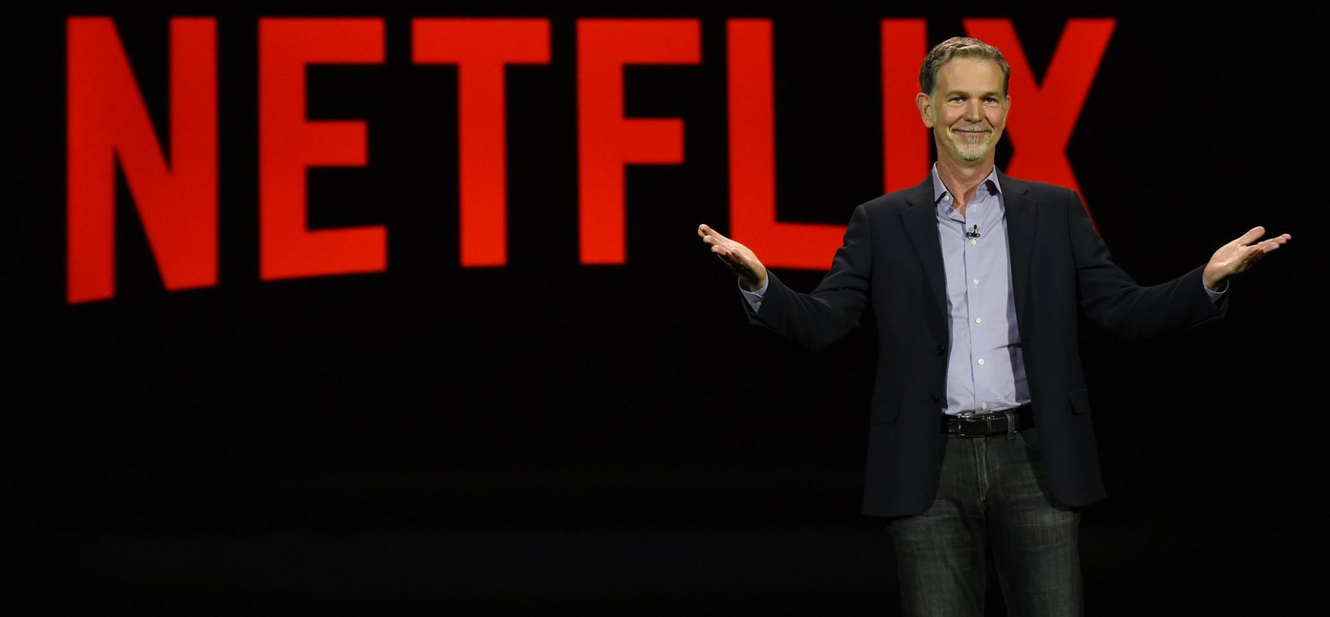 Netflix Founder Reed Hastings Says 1 Decision Separates People Who Achieve Success From Those Who Only Dream