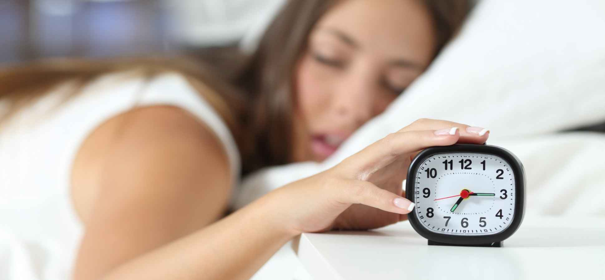 4 Ways You're Robbing Yourself of Sleep--And What to do About It Now