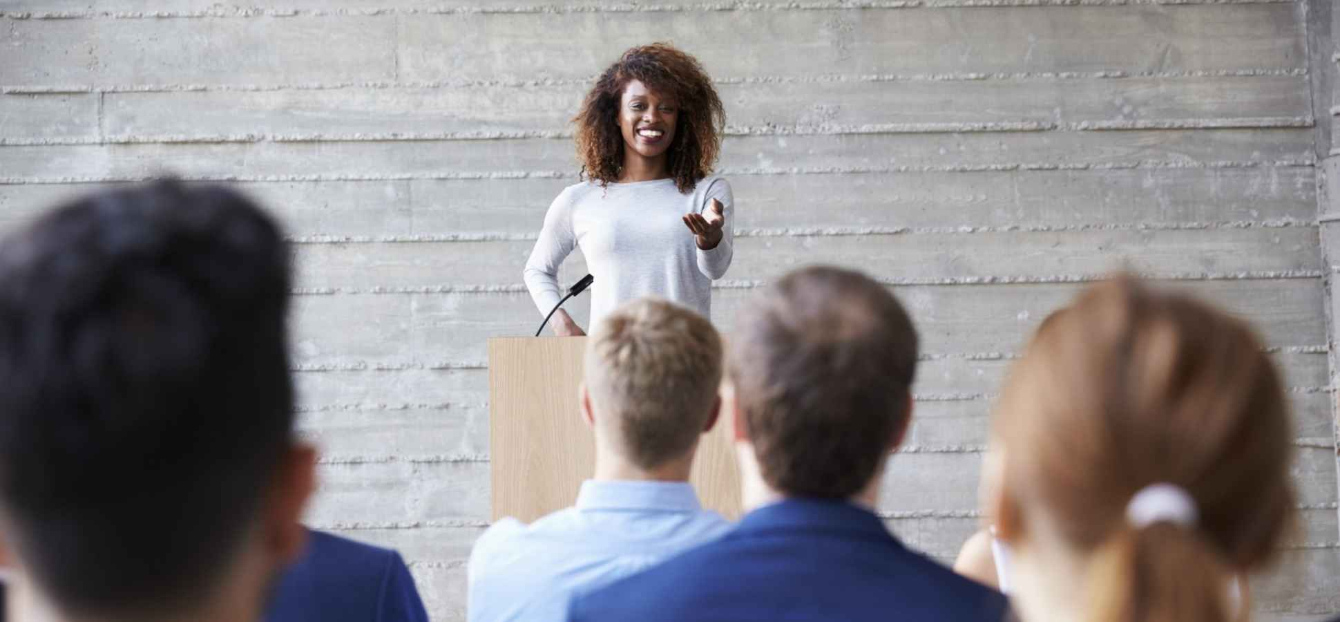 Here's the 7-Step Method to Giving an Unforgettable Presentation