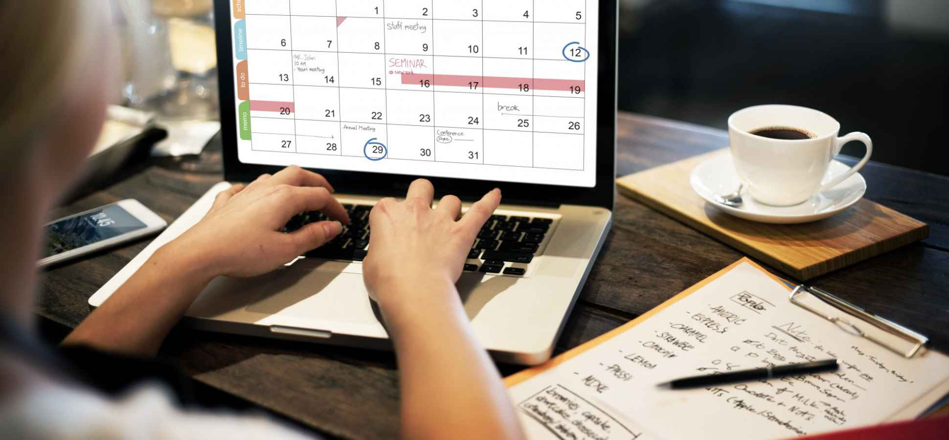 7 Signs You are Not Managing Your Calendar (or Your Time) Effectively