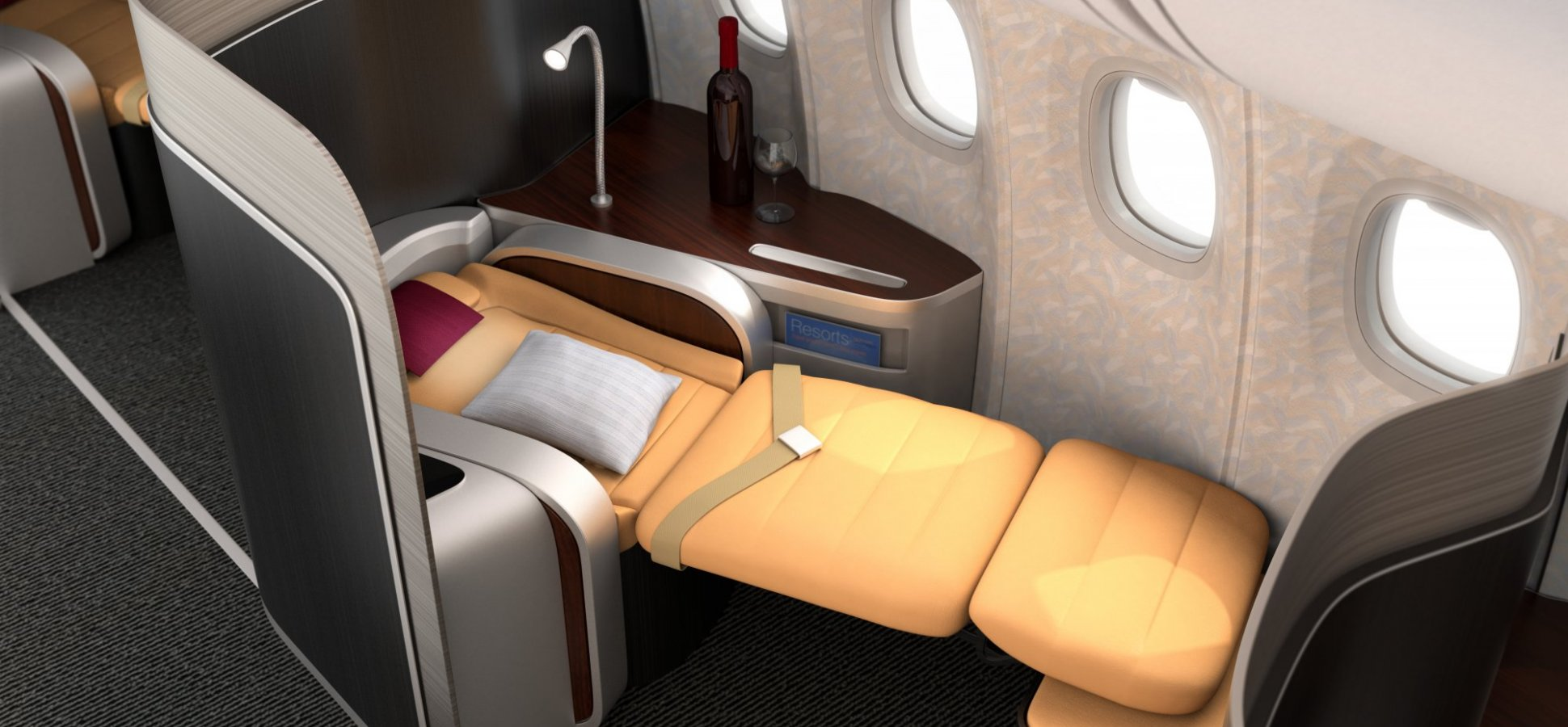 The 2 Words That Will Get You an Upgrade to First Class (According to Someone Who Keeps Doing It)