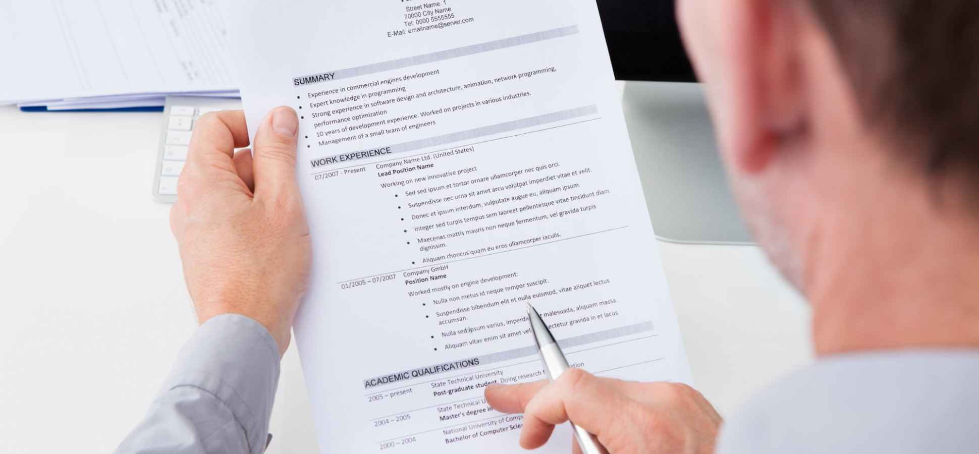 5 Elements of a Truly Effective Resume