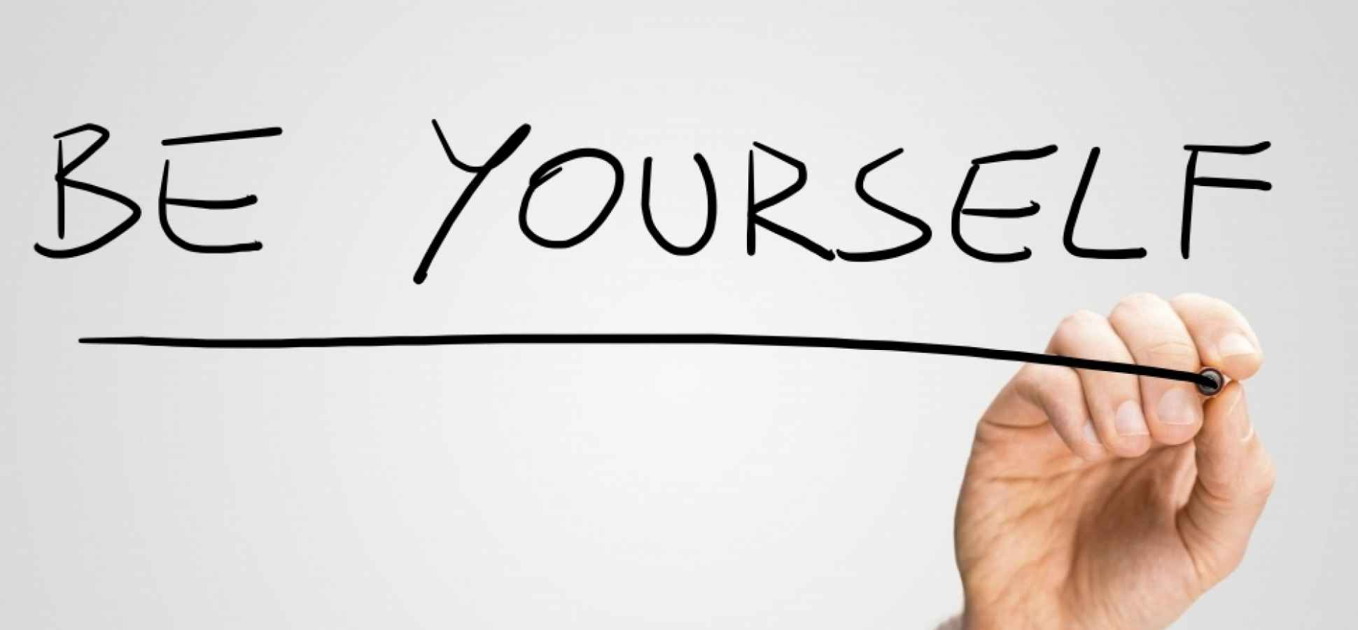 Being Yourself is the Best Way to Lead