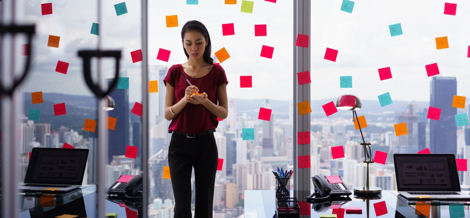 Watch How to Stay Busy at Work video