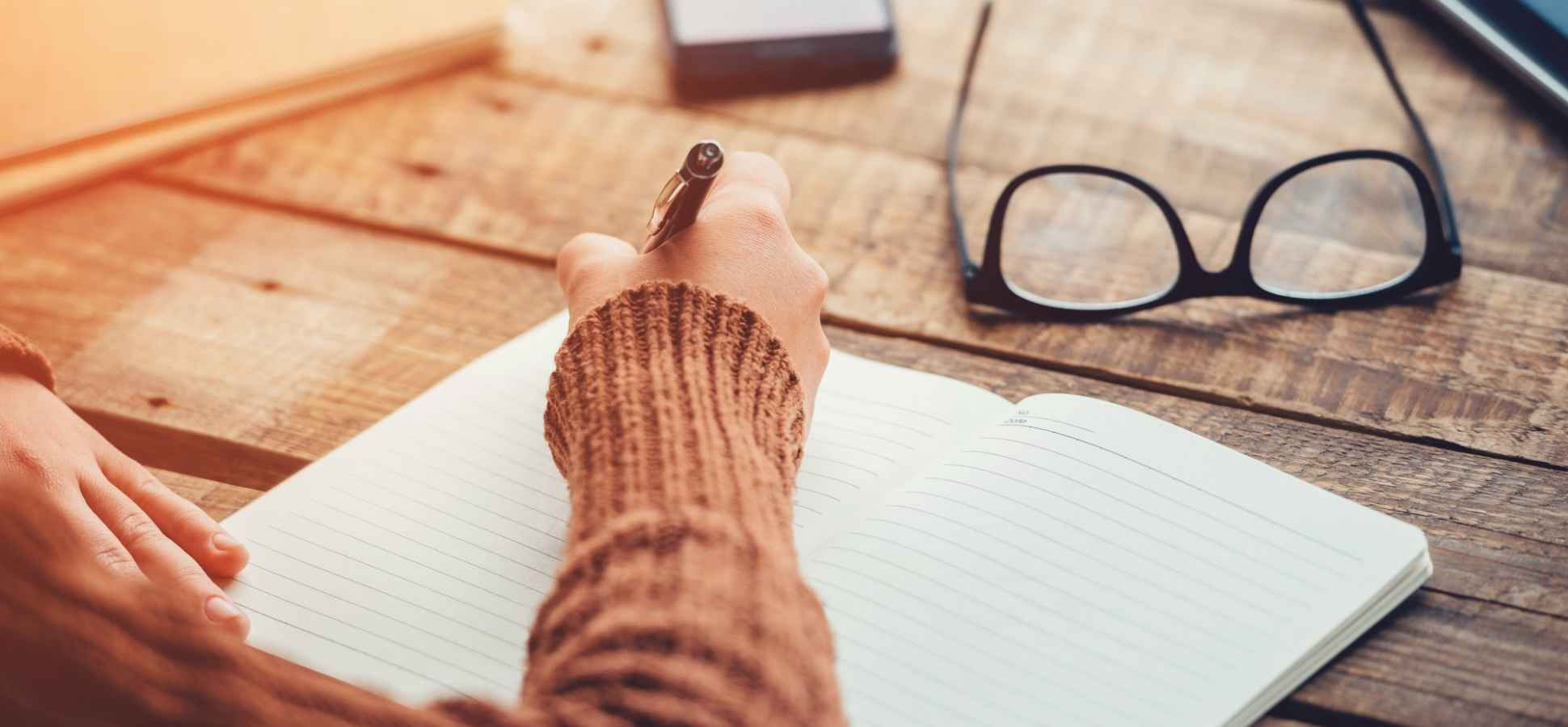 Keeping A Daily Journal Could Change Your Life.
