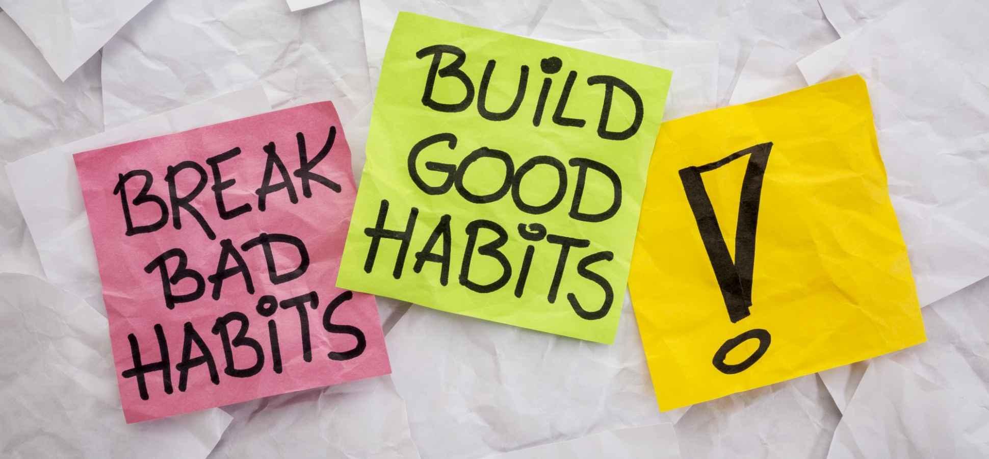 Train Your Brain to Break Bad Habits