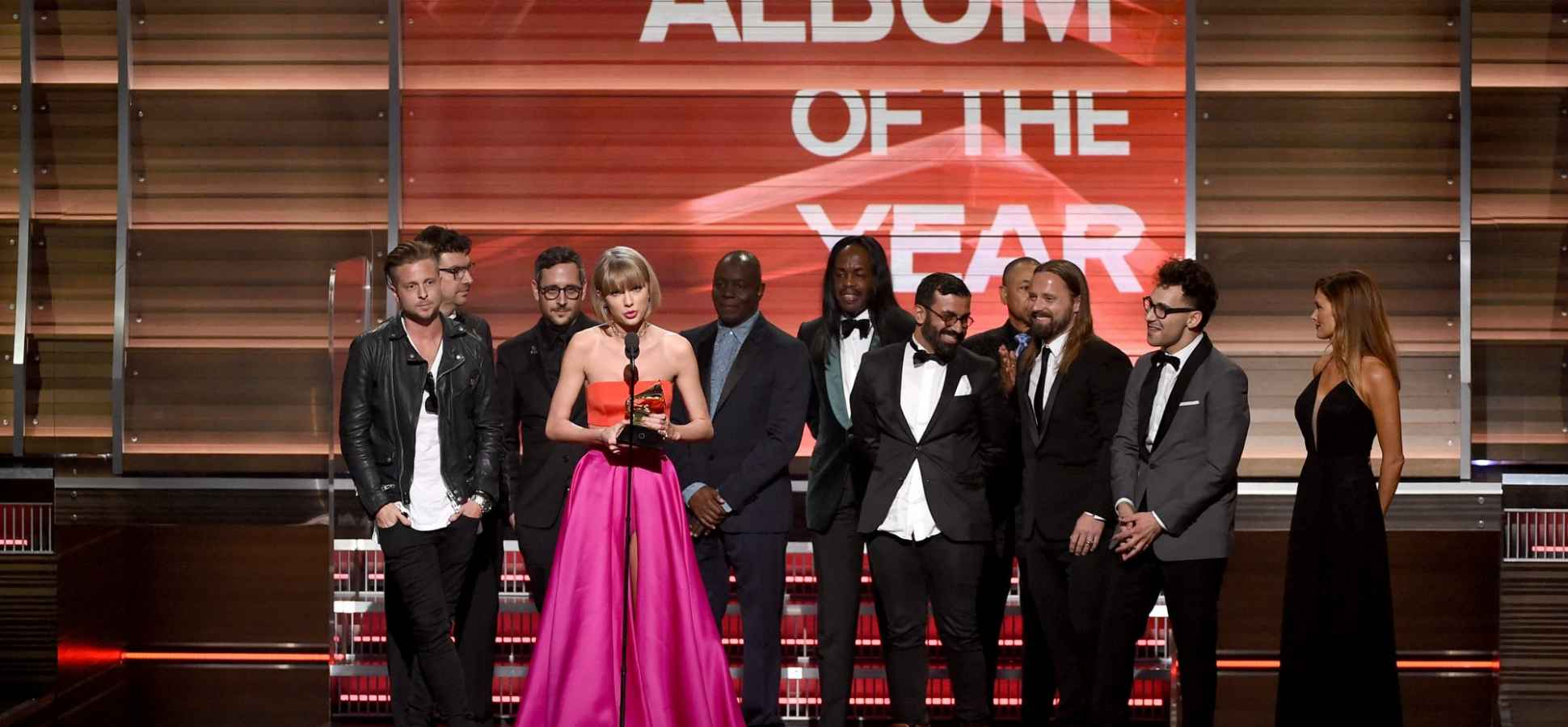 Why Taylor Swift's Grammy Acceptance Speech Is Required Listening for CEOs