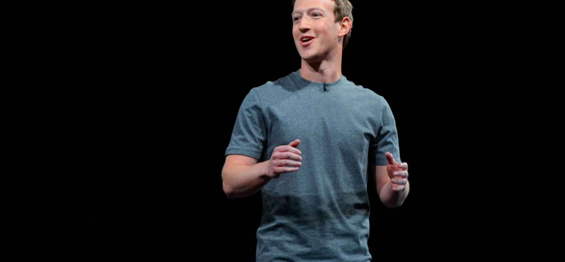 What Mark Zuckerberg's Gray T-Shirt Means for Entrepreneurs and Their Families
