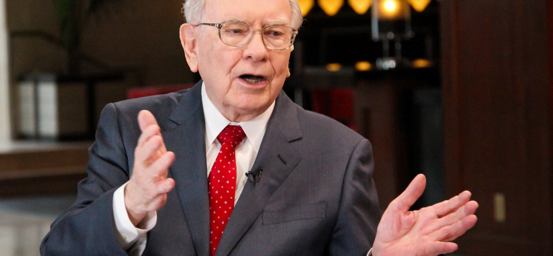 Warren Buffett Just Shared His 1 Best Piece of Advice. (He Says It's 'Very Simple,' and Will Boost Your Net Worth by 'at Least' 50 Percent)