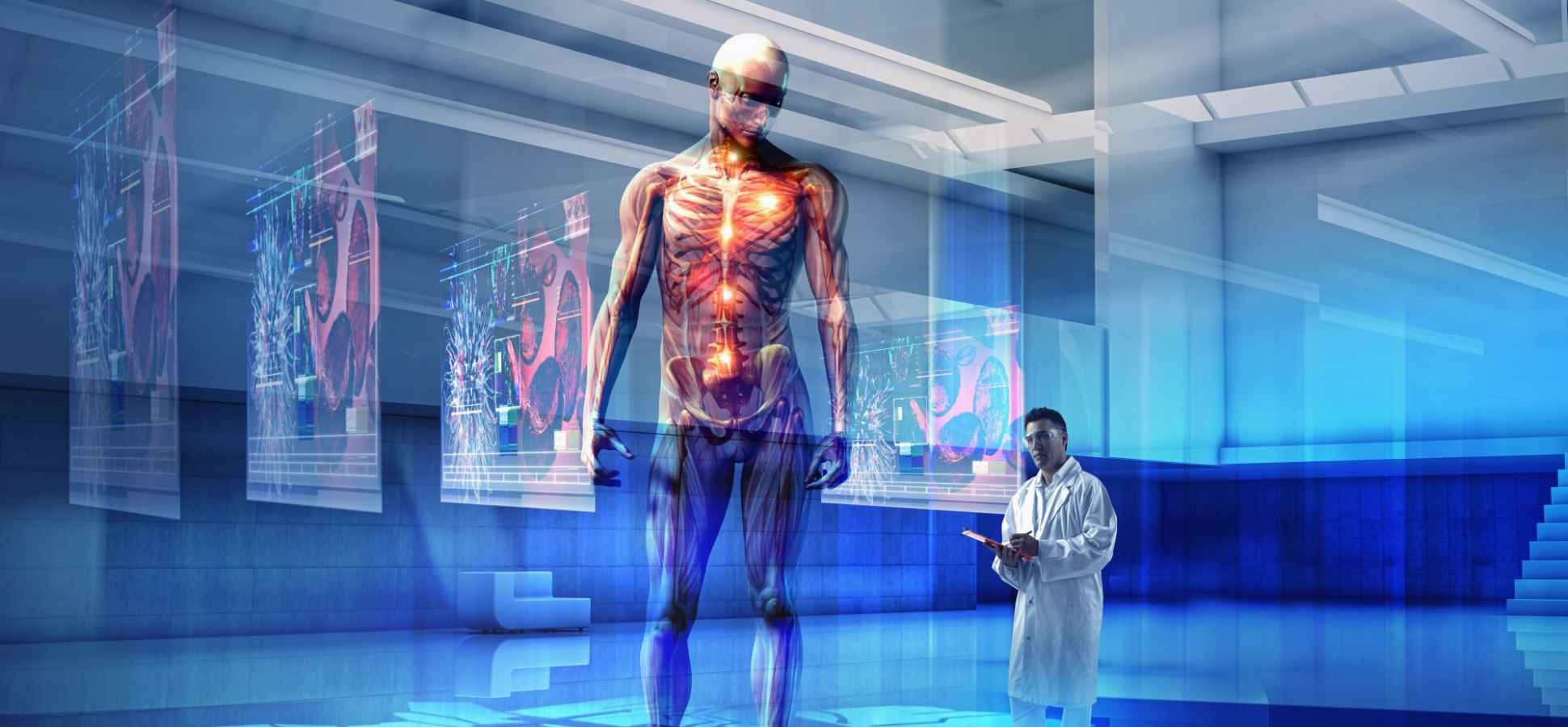 4 Disruptive Health Care Technologies That Will Change Everything