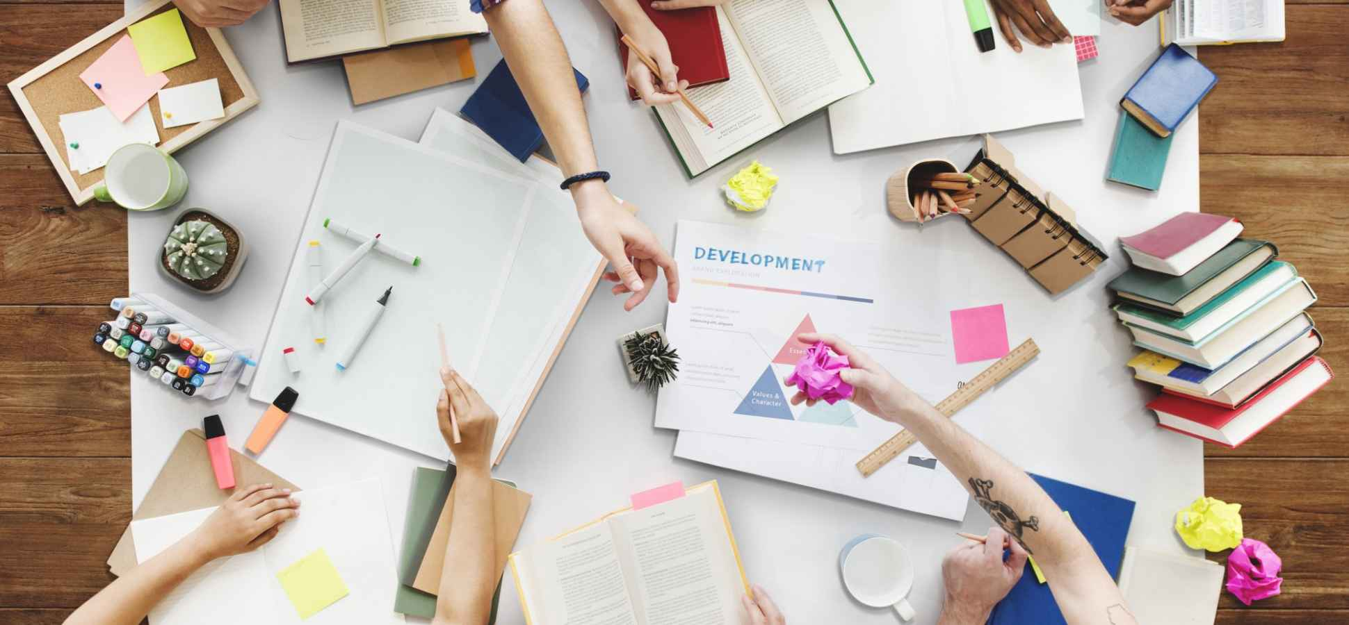 Why Startup Leaders Need to Use 'Third Space Thinking'