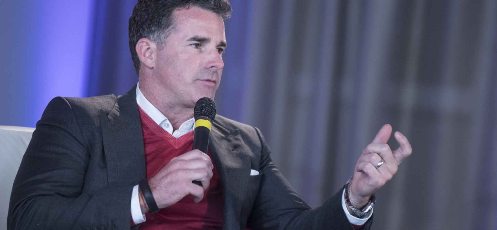 afce2bbc54 Under Armour's Kevin Plank to Graduates: Passion Is Not a Hashtag   Inc.com