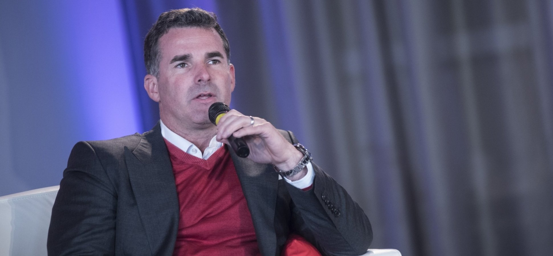 Under Armor CEO Kevin Plank Is Stepping Down