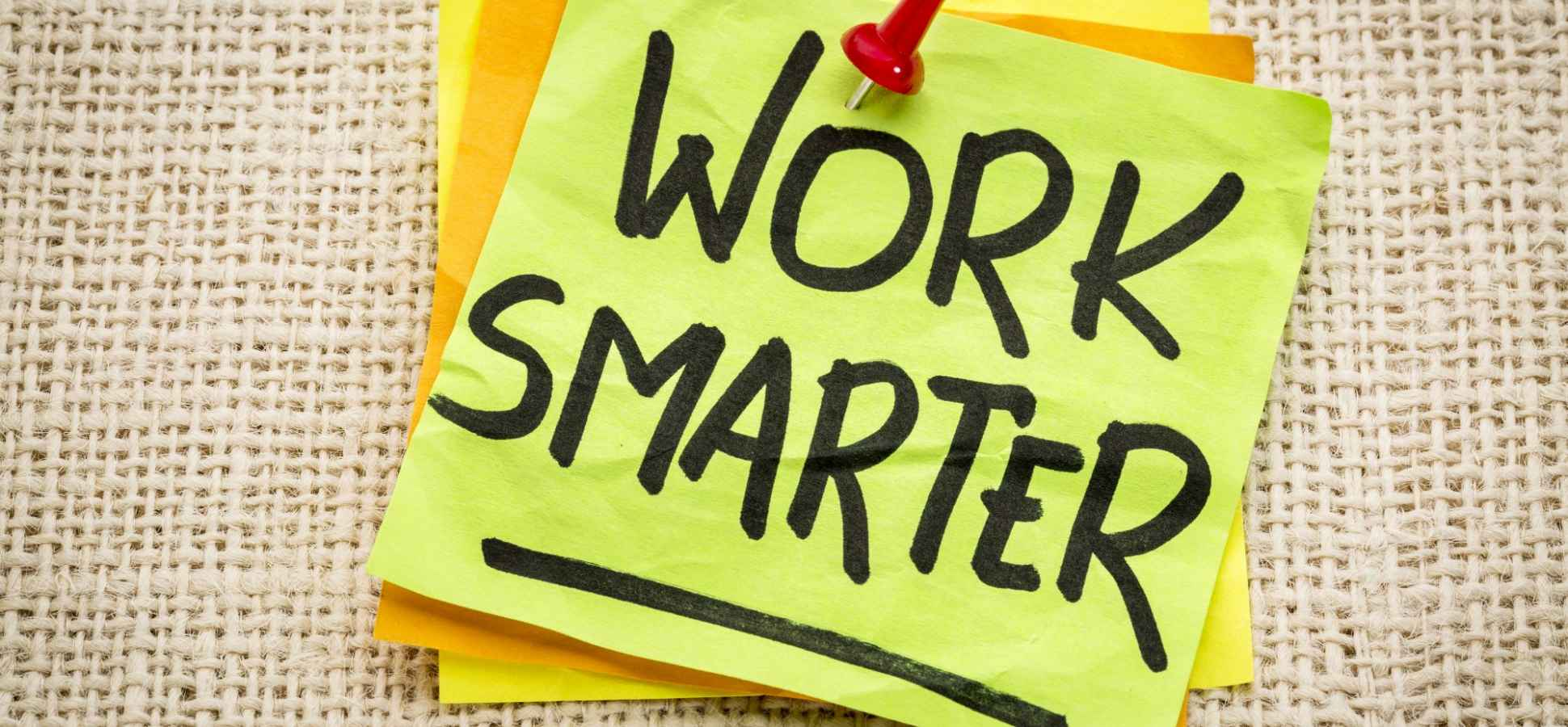 Work Smarter, Not Harder, With These 4 Small Routine Changes