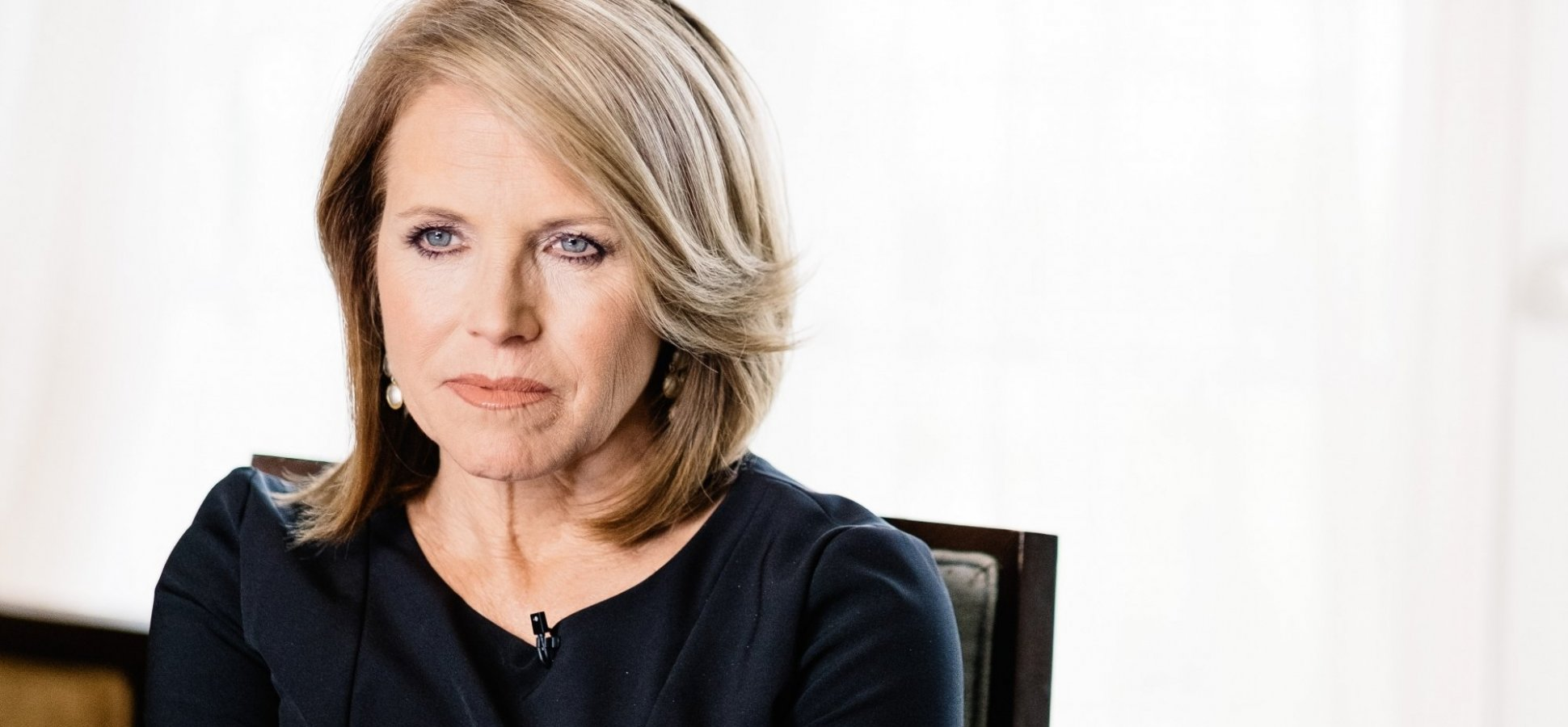Katie Couric Just Broke Her Silence on Matt Lauer--and Taught a Major Lesson in Emotional Intelligence