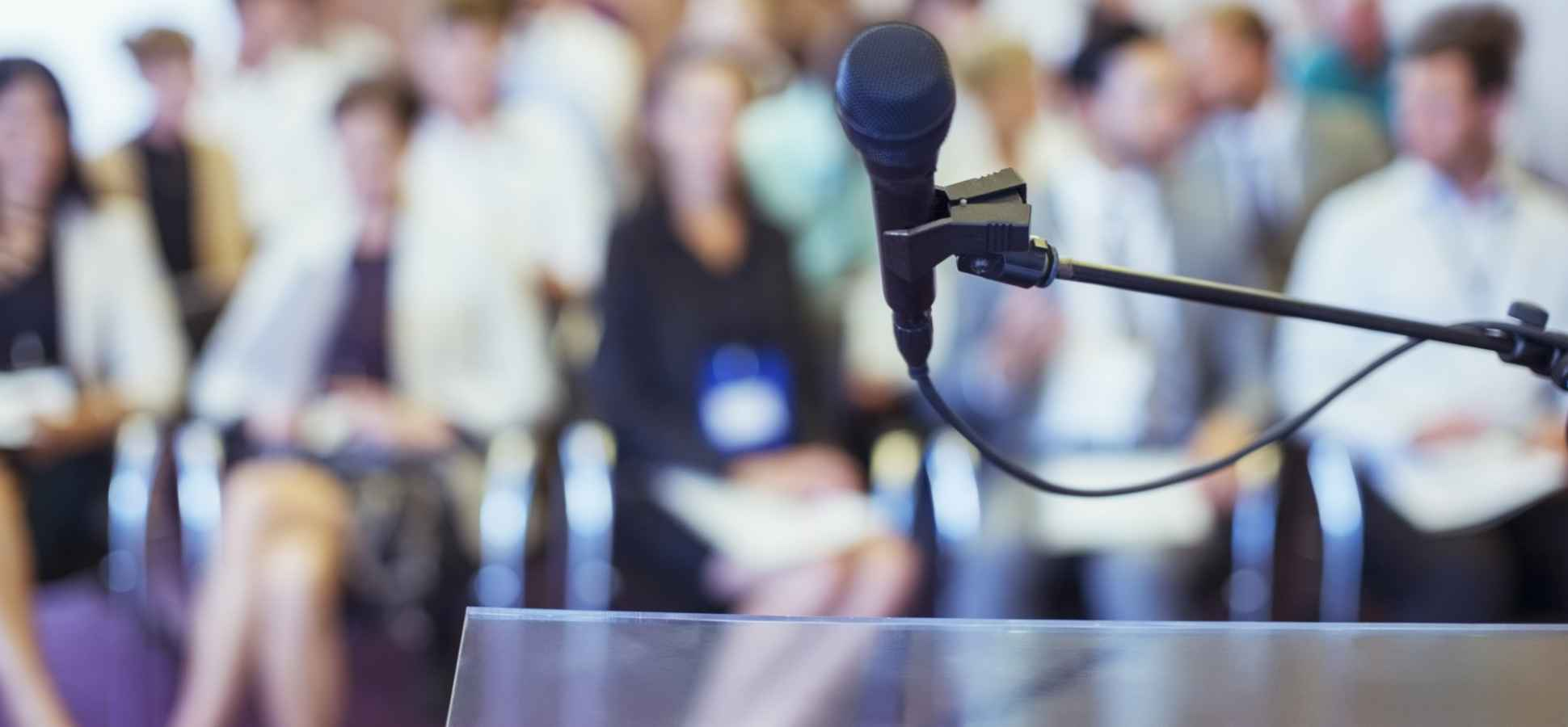 Improv-ing Your Public Speaking Skills