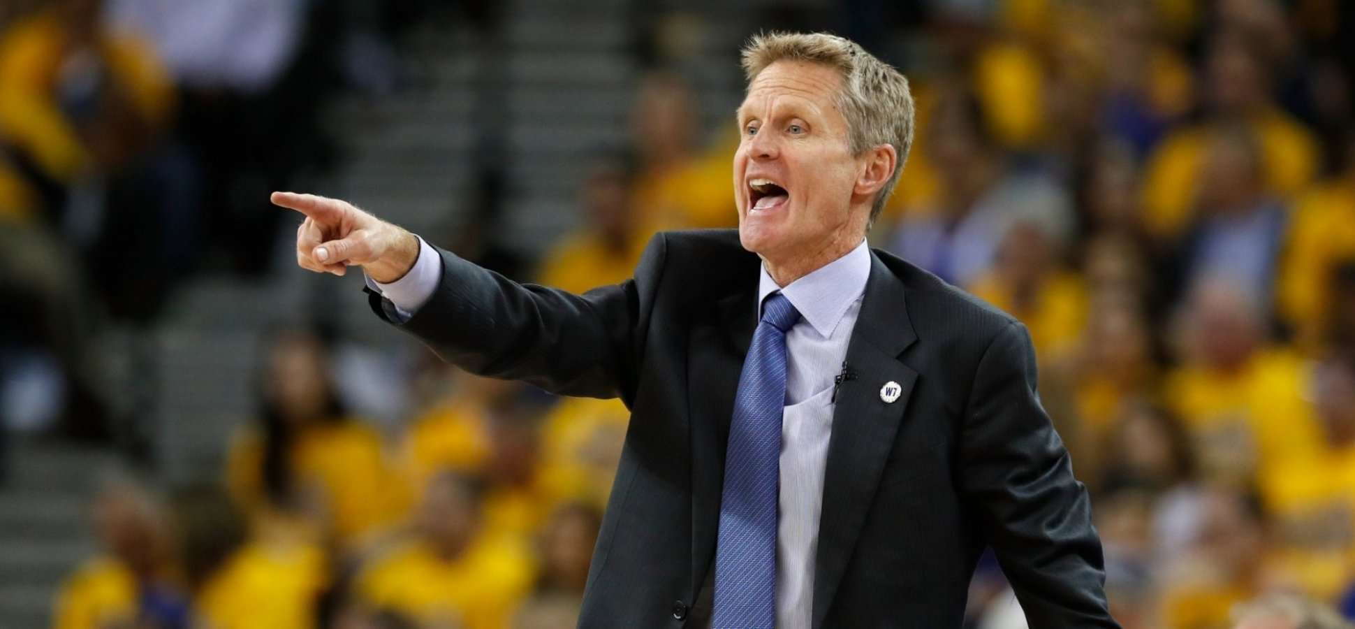 By Doing Something No One Expected, Golden State Warriors Coach Steve Kerr Taught a Brilliant Leadership Lesson