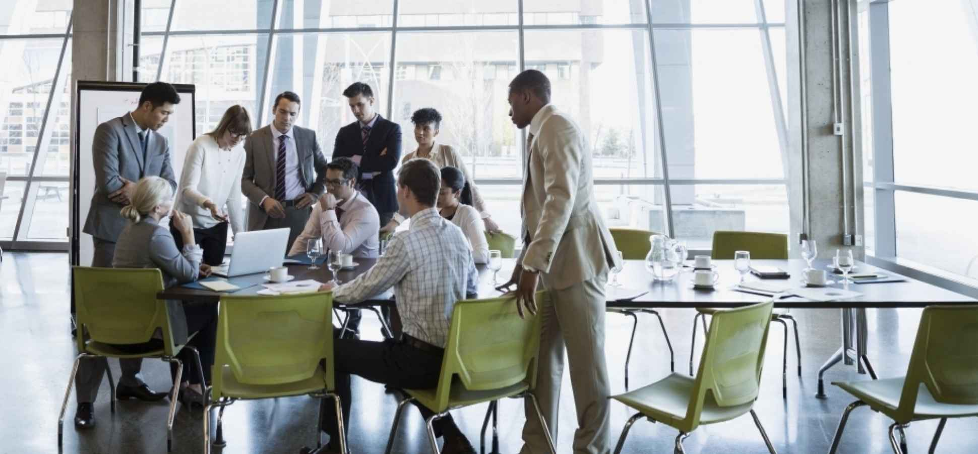 The 5 Personality Types You'll Encounter in Meetings (and How to Embrace Them)