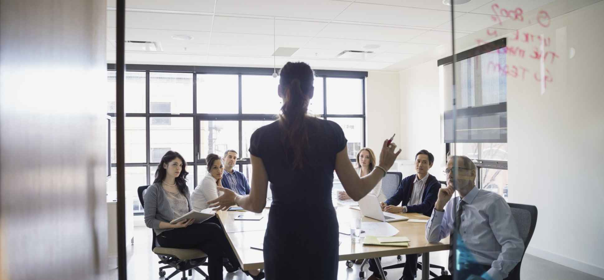 How to Own the Room: 6 Steps for Boosting Your Executive Presence